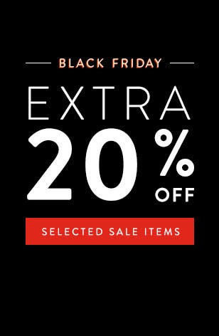 Nordstrom Black Friday Extra 20% Off Selected sale items