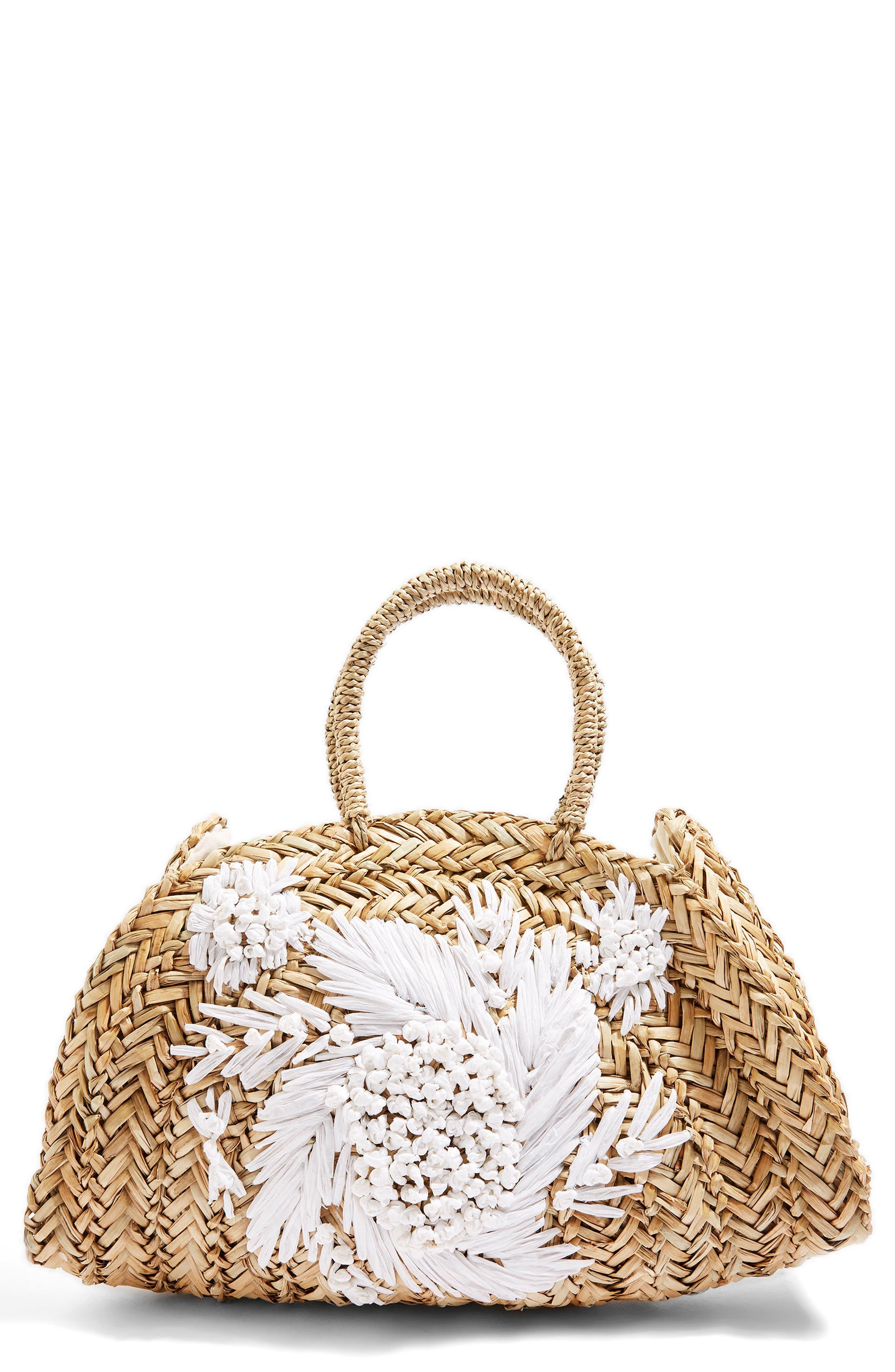 Brighton Floral Tote Bag,                         Main,                         color, 250