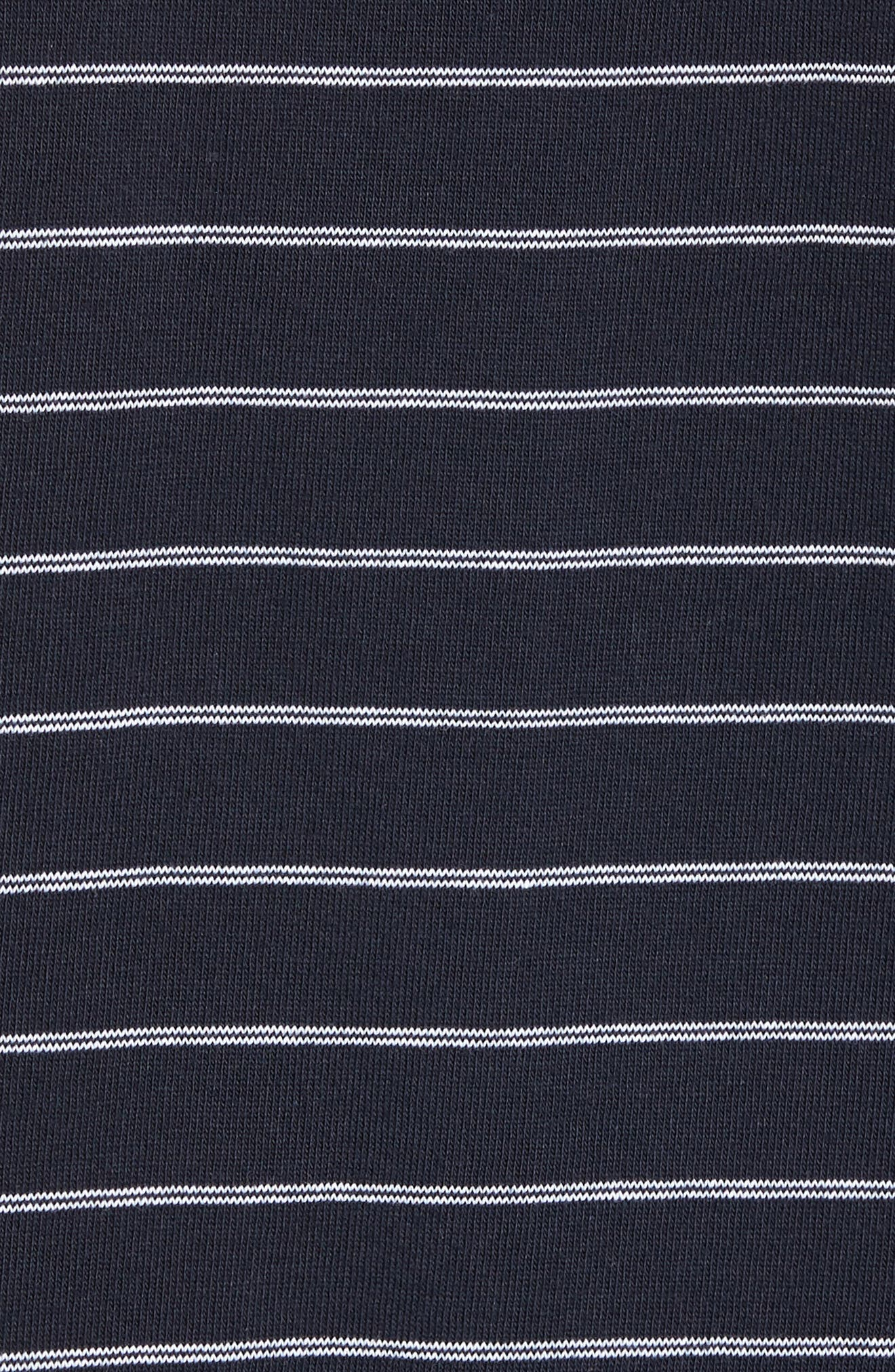 Relaxed Stripe Henley,                             Alternate thumbnail 10, color,