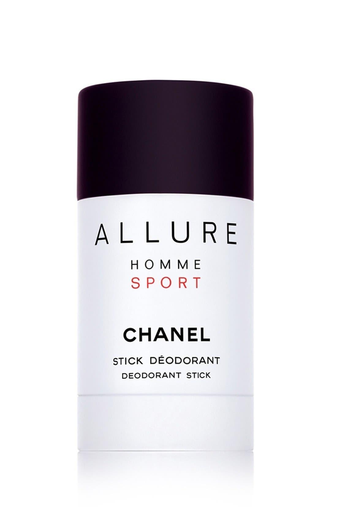 ALLURE HOMME SPORT<br />Deodorant Stick,                         Main,                         color, NO COLOR