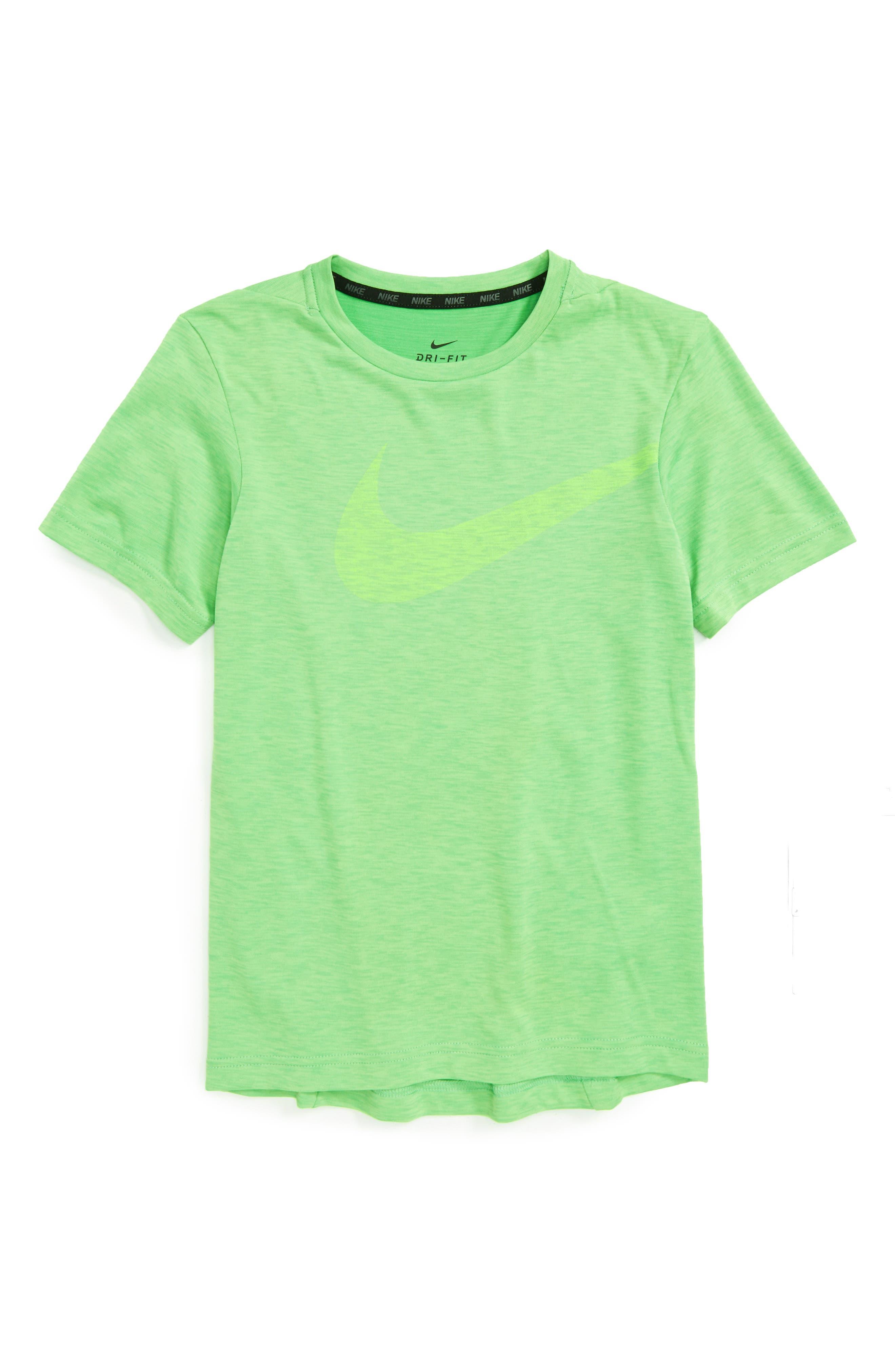 Breathe Dri-FIT T-Shirt,                             Main thumbnail 10, color,
