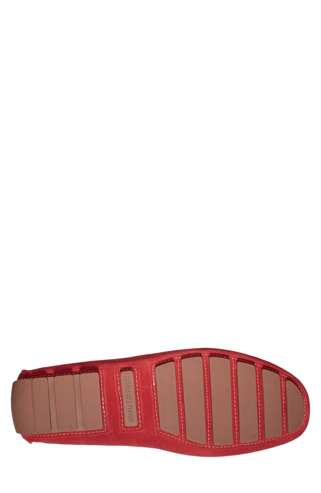 Donald J Pliner 'Derrik' Bit Driving Loafer,                             Alternate thumbnail 40, color,