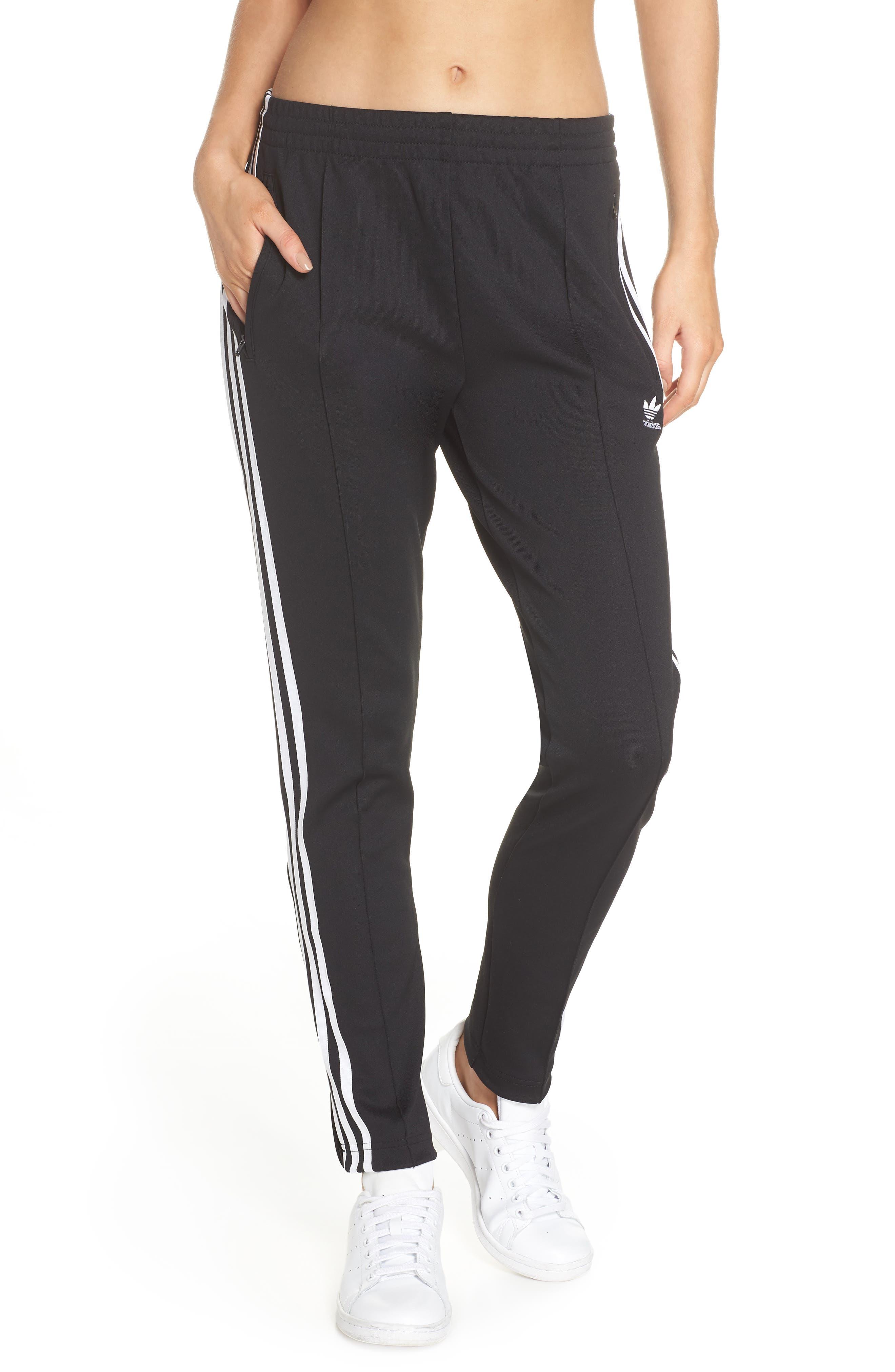 SST Track Pants,                         Main,                         color, BLACK
