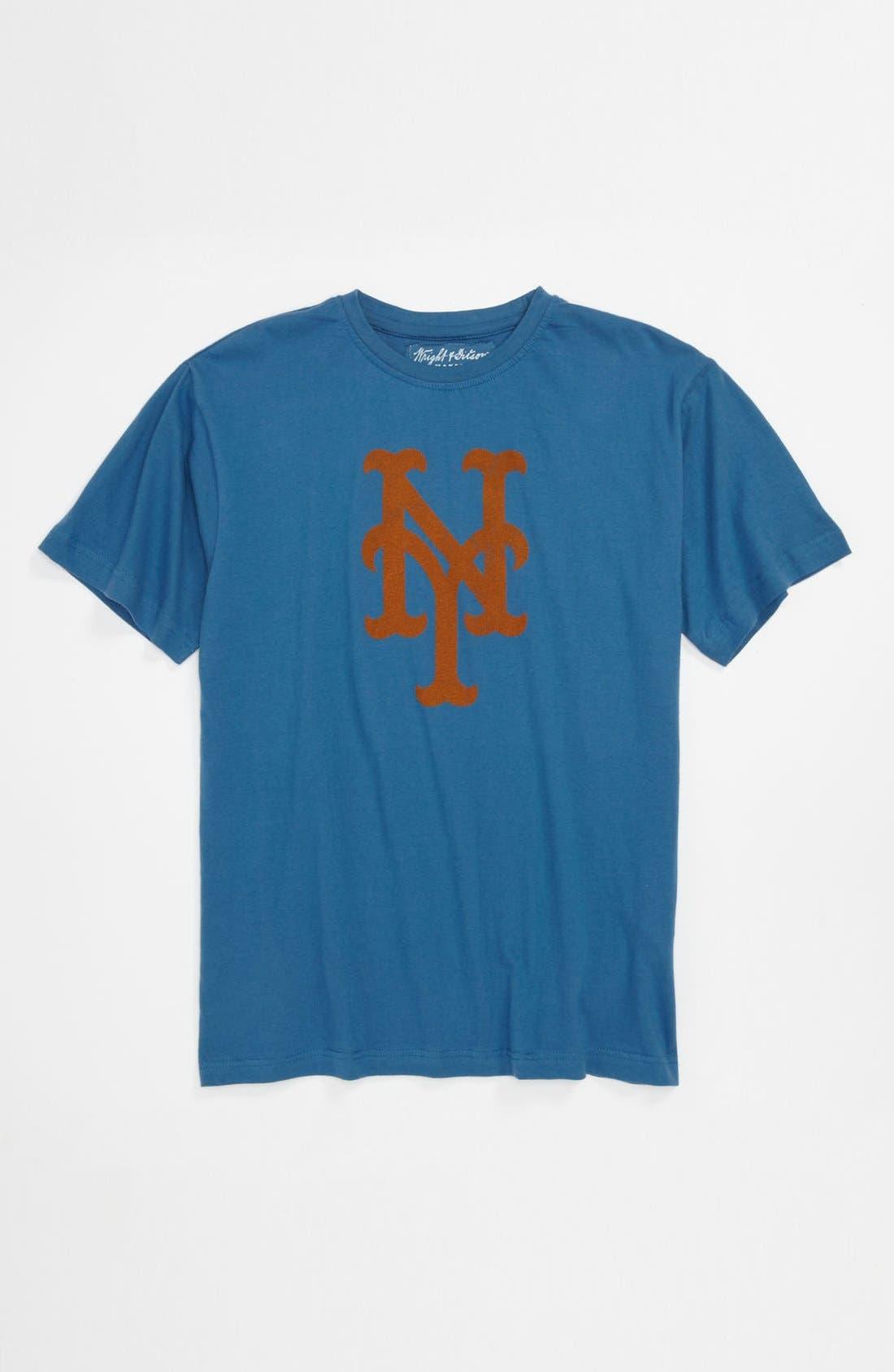 'New York Mets' T-Shirt,                             Main thumbnail 1, color,                             450