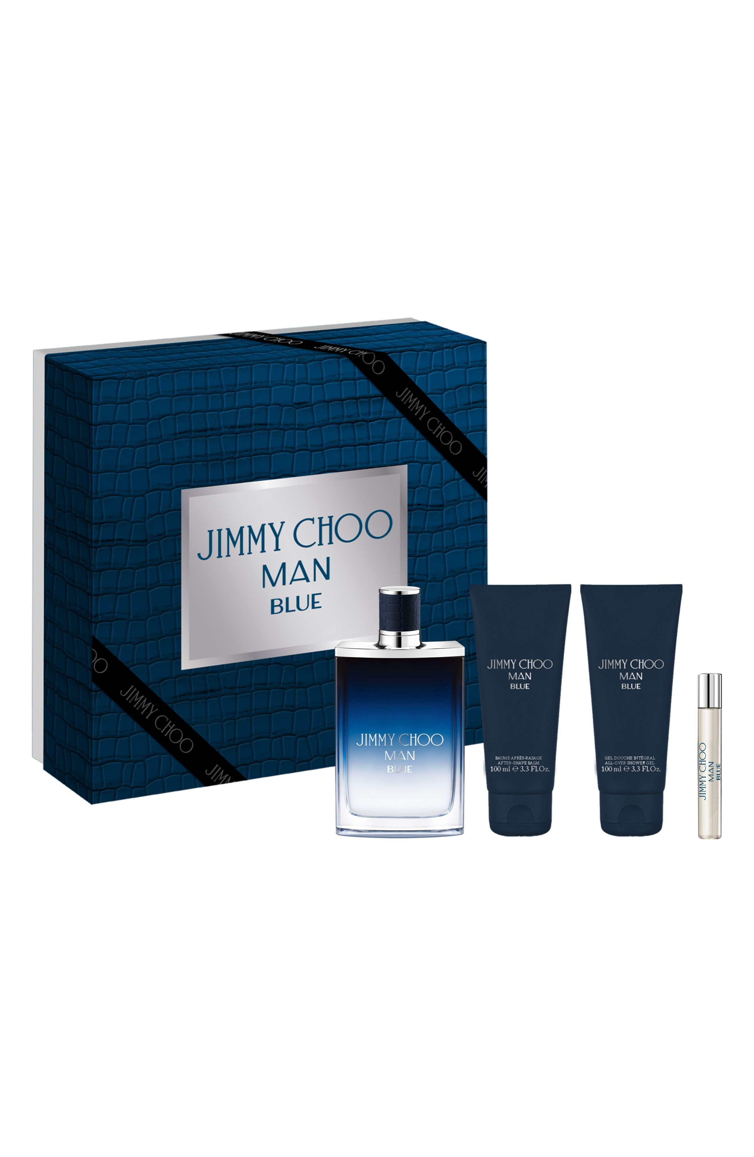 Man Blue Set,                             Main thumbnail 1, color,                             000