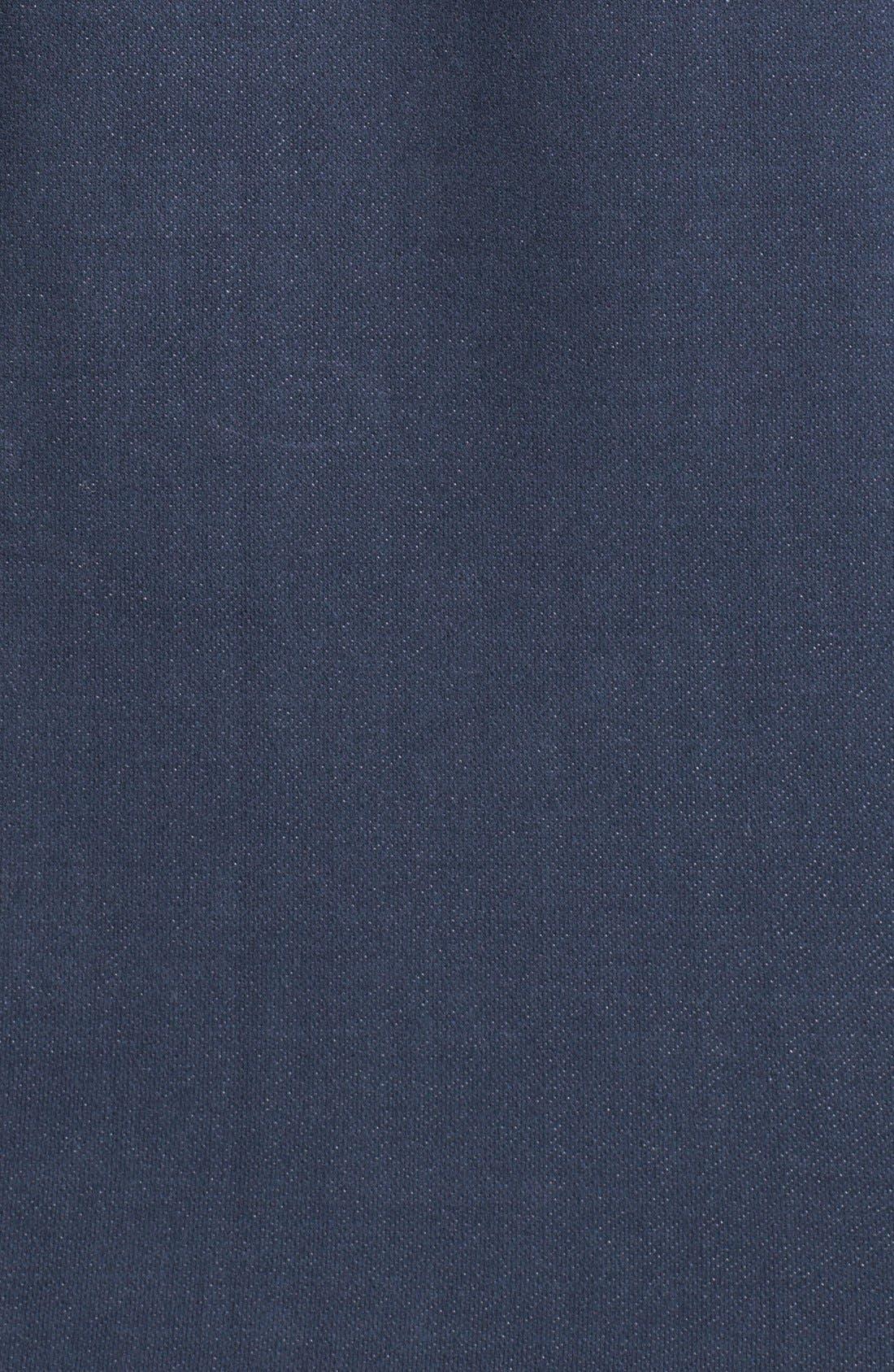 RVCA,                             'Hatcher' Varsity Jacket,                             Alternate thumbnail 3, color,                             405