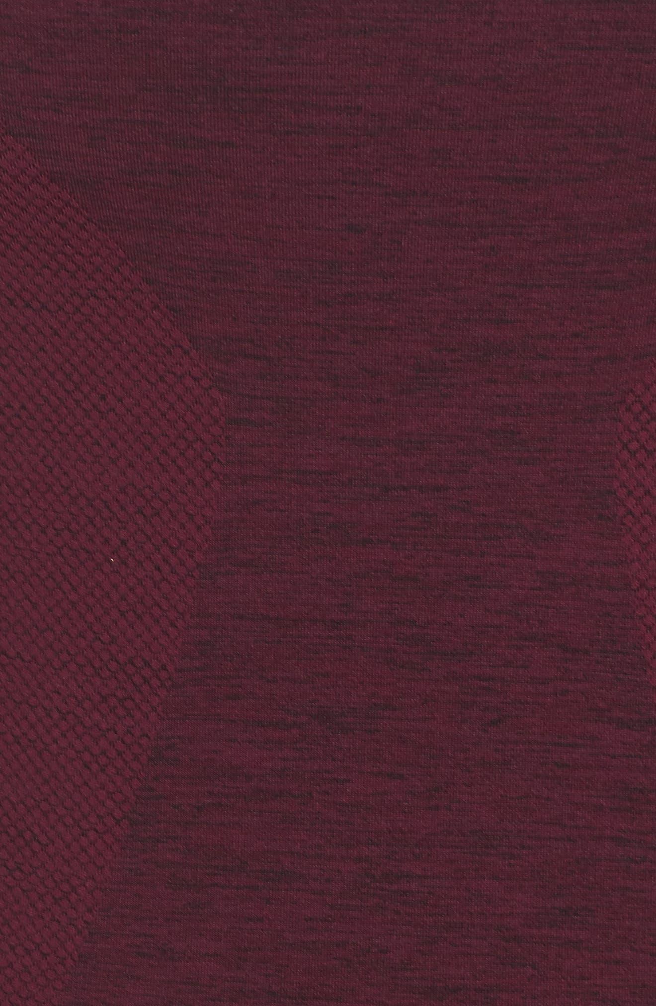 Colours Long Sleeve Top,                             Alternate thumbnail 5, color,                             930