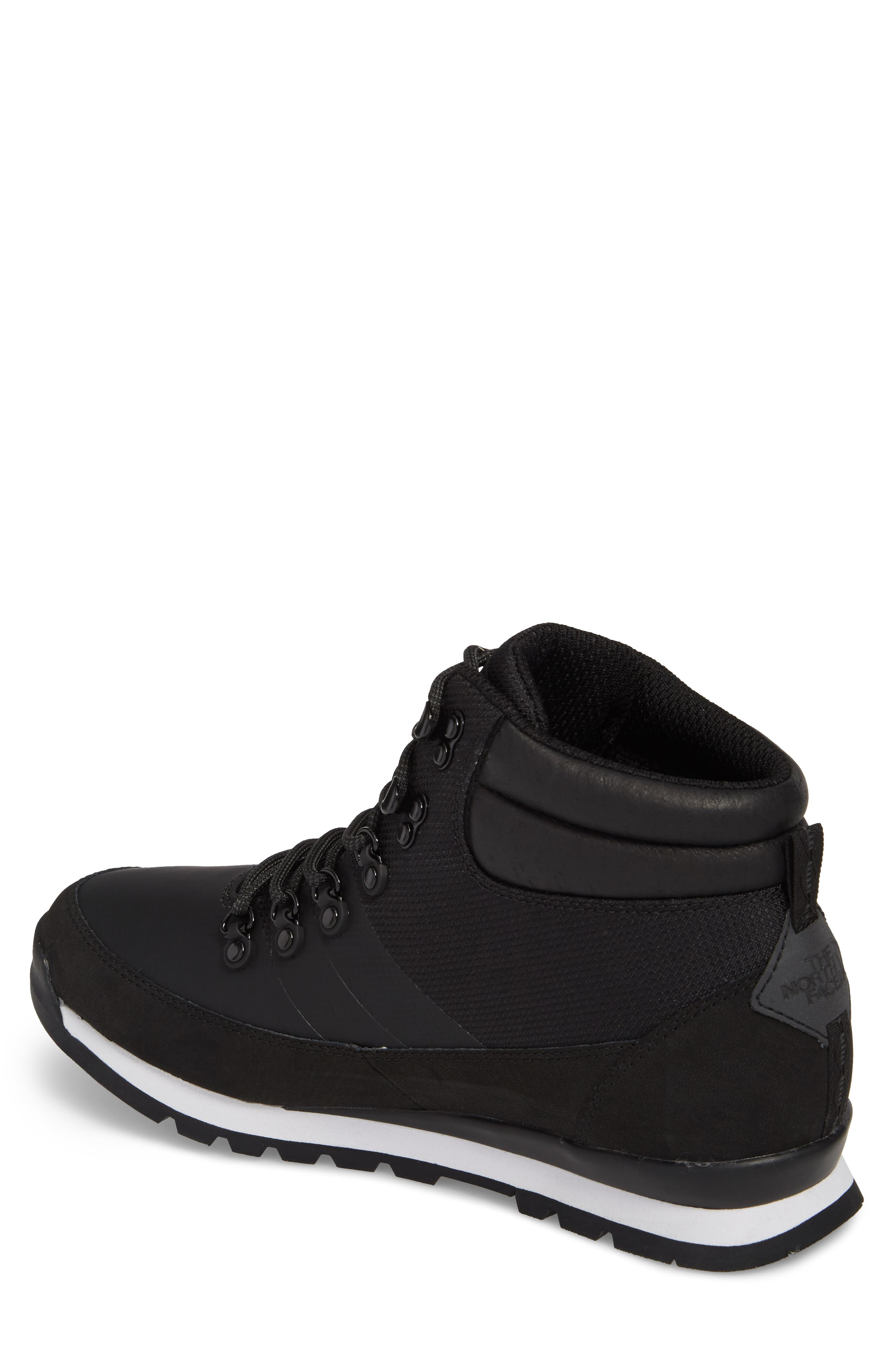 Back to Berkeley Mid AM Sneaker Boot,                             Alternate thumbnail 2, color,                             001