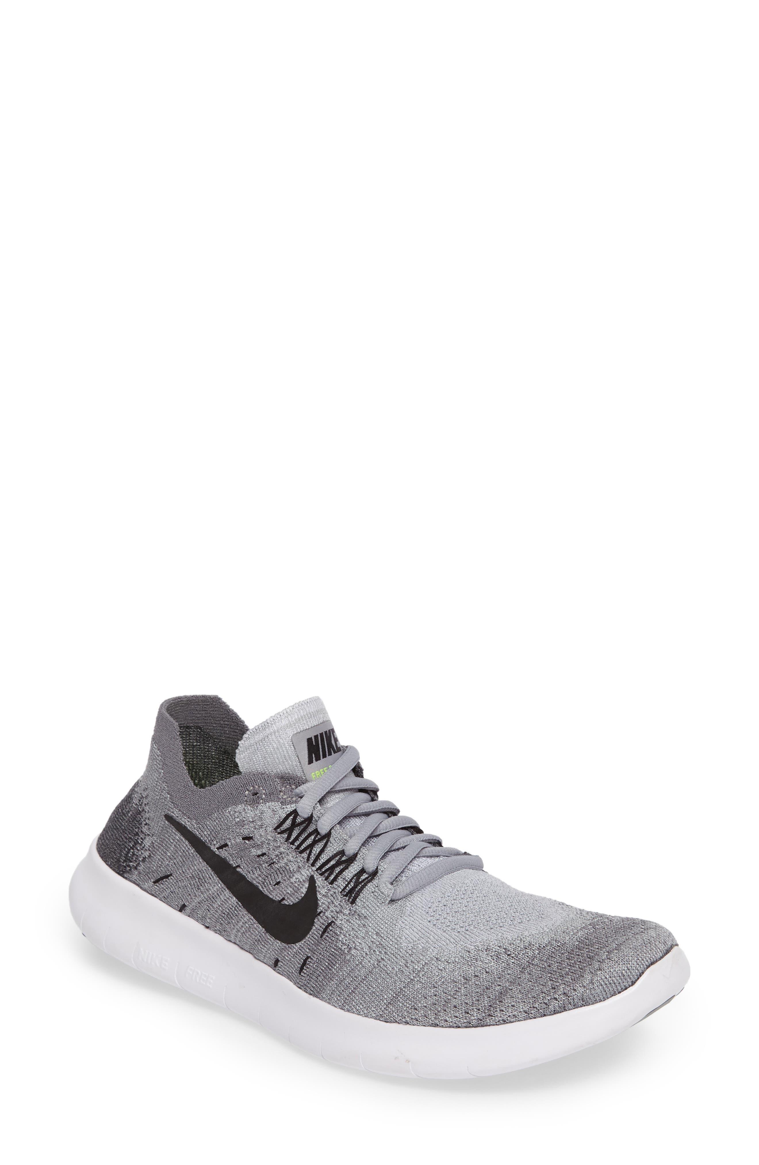 Free RN Flyknit 2 Running Shoe,                             Main thumbnail 1, color,                             020