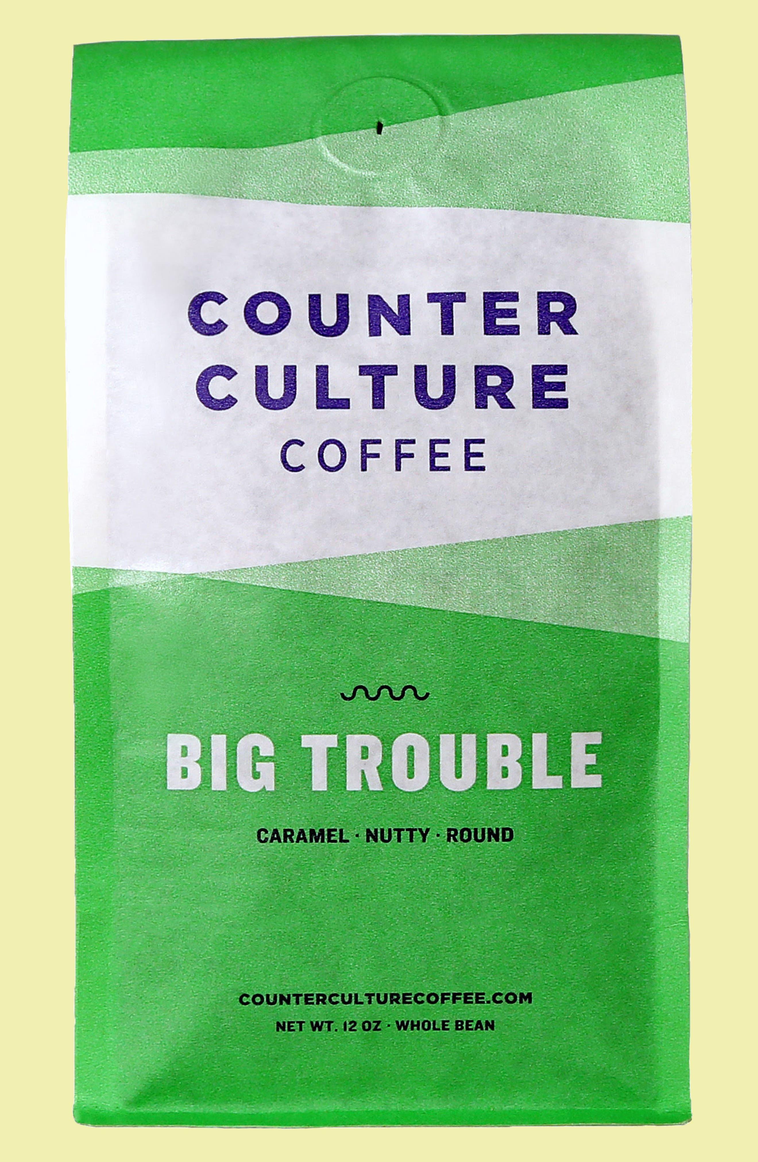 Big Trouble Whole Bean Coffee Blend,                             Alternate thumbnail 2, color,                             960