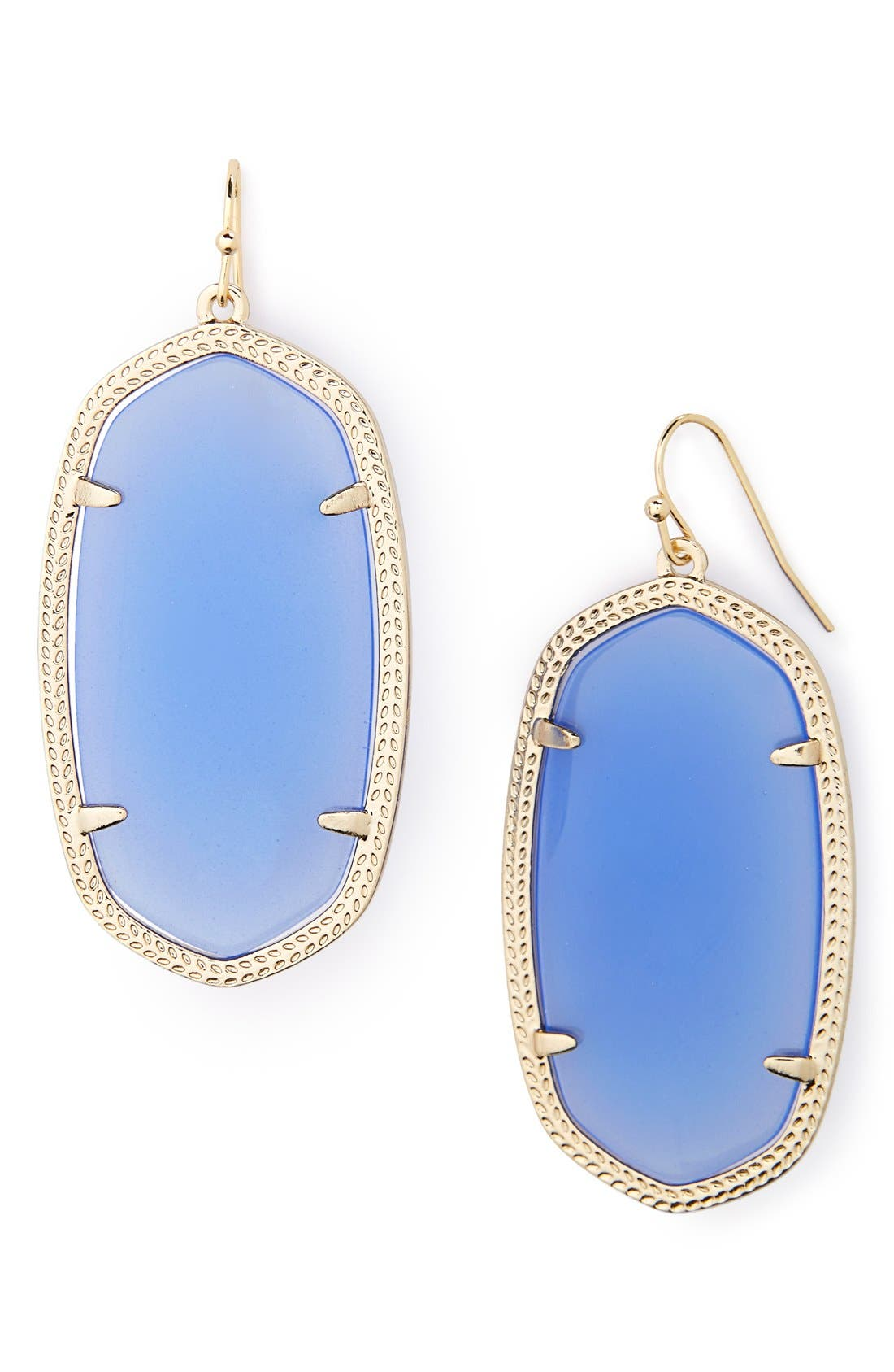 Danielle - Large Oval Statement Earrings,                             Main thumbnail 65, color,