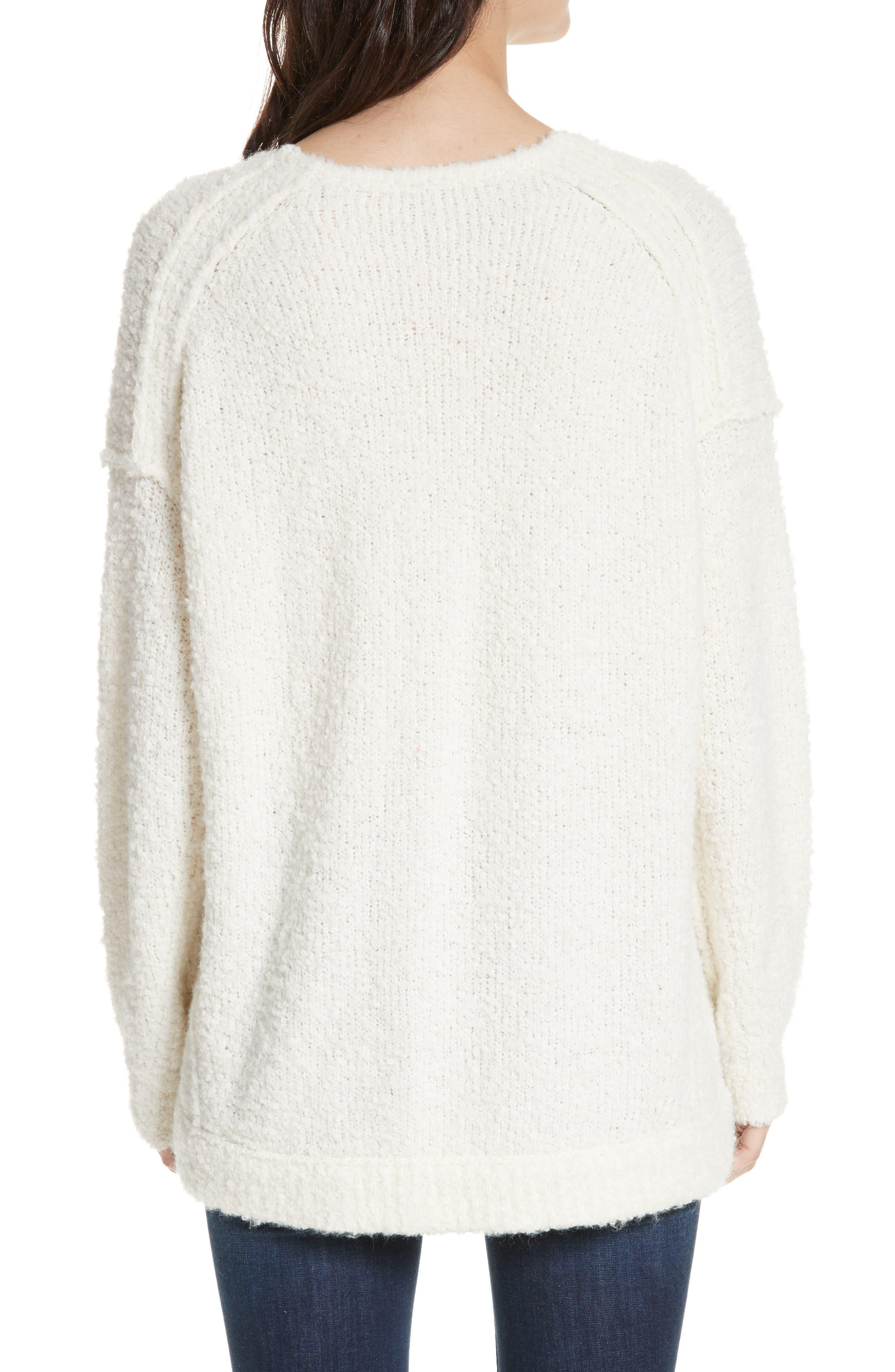 Lofty V-Neck Sweater,                             Alternate thumbnail 13, color,
