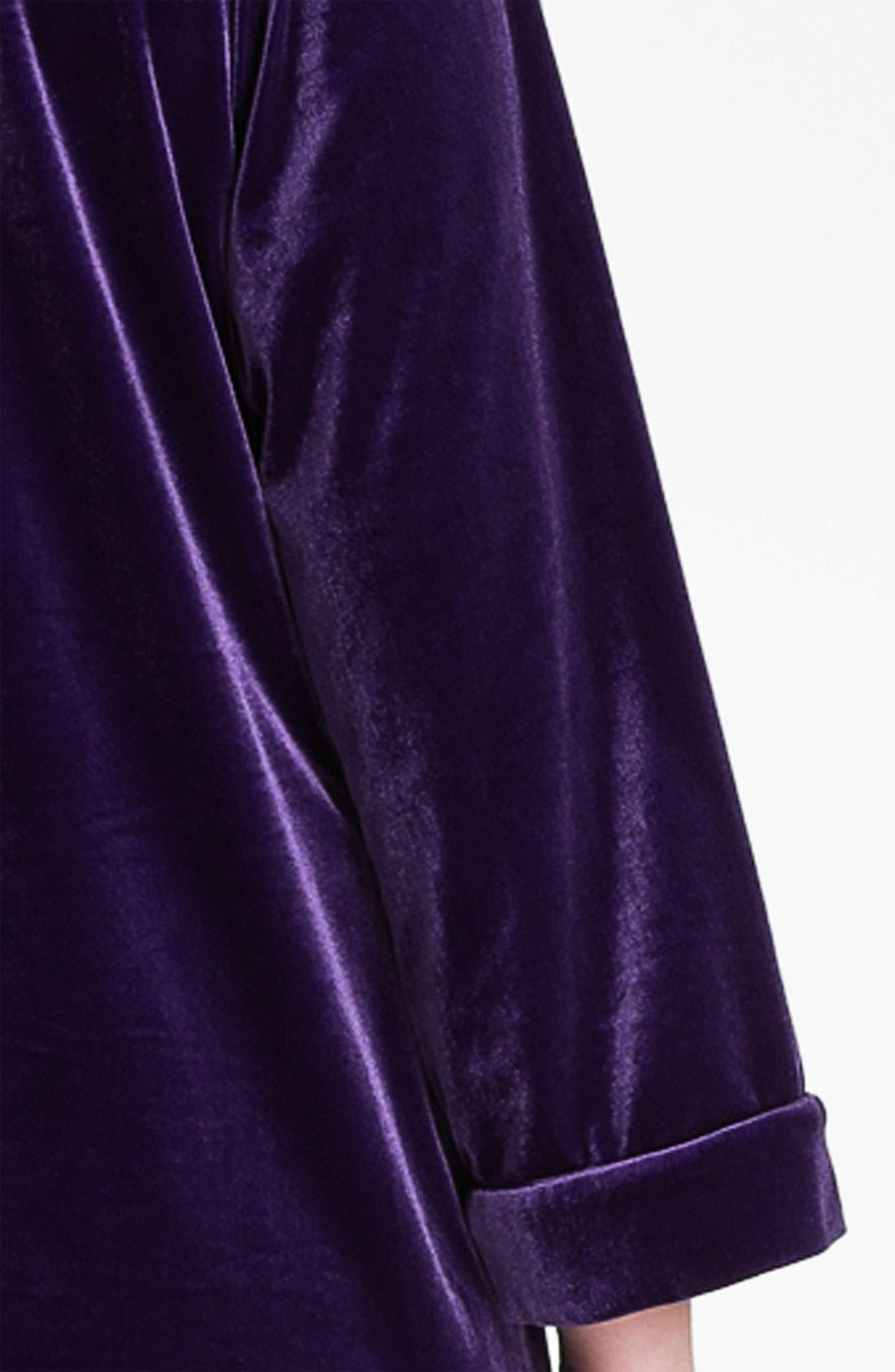 Sleepwear 'Zahara Nights' Robe,                             Alternate thumbnail 4, color,