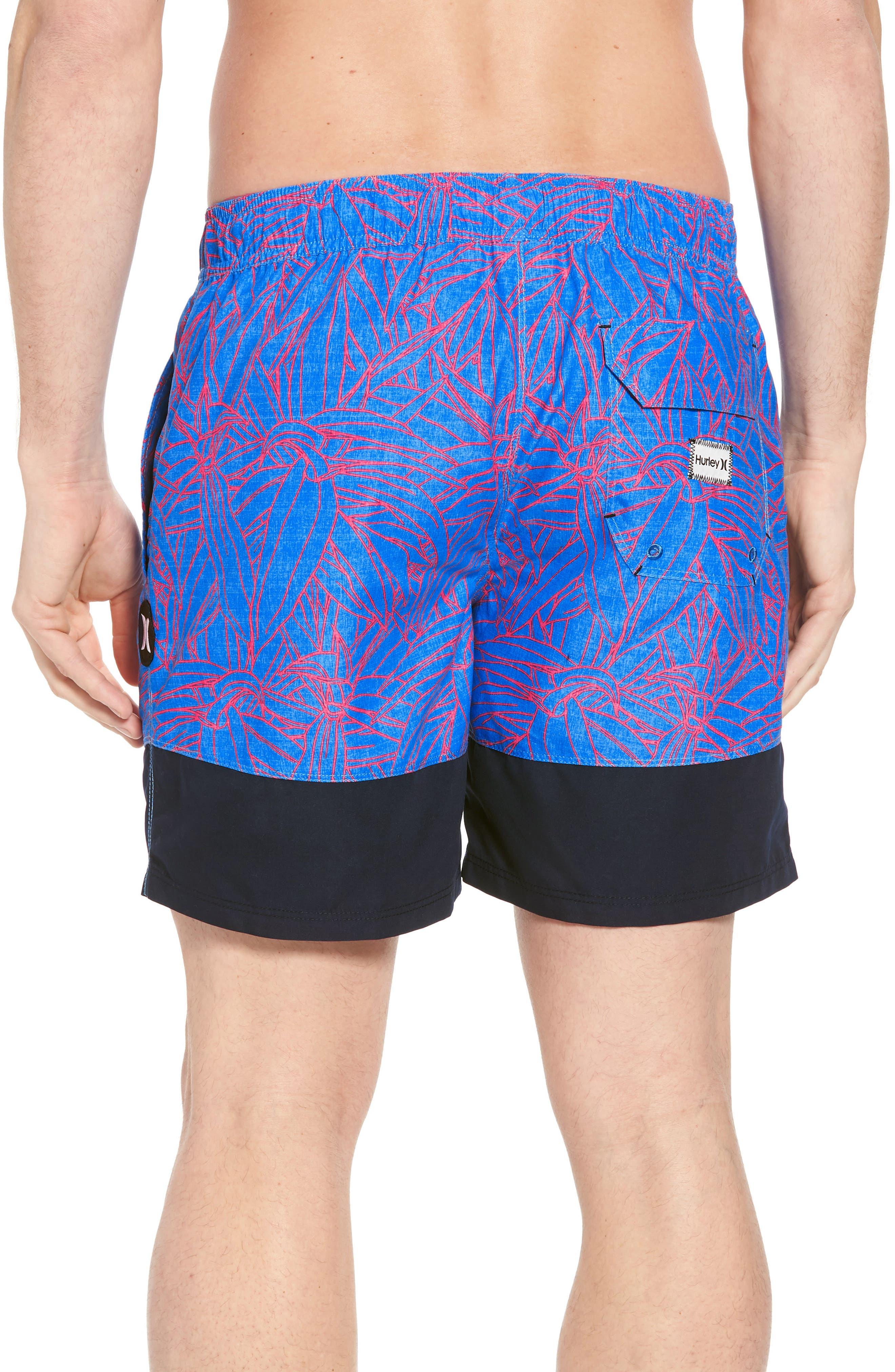 Pupkea Volley Board Shorts,                             Alternate thumbnail 4, color,