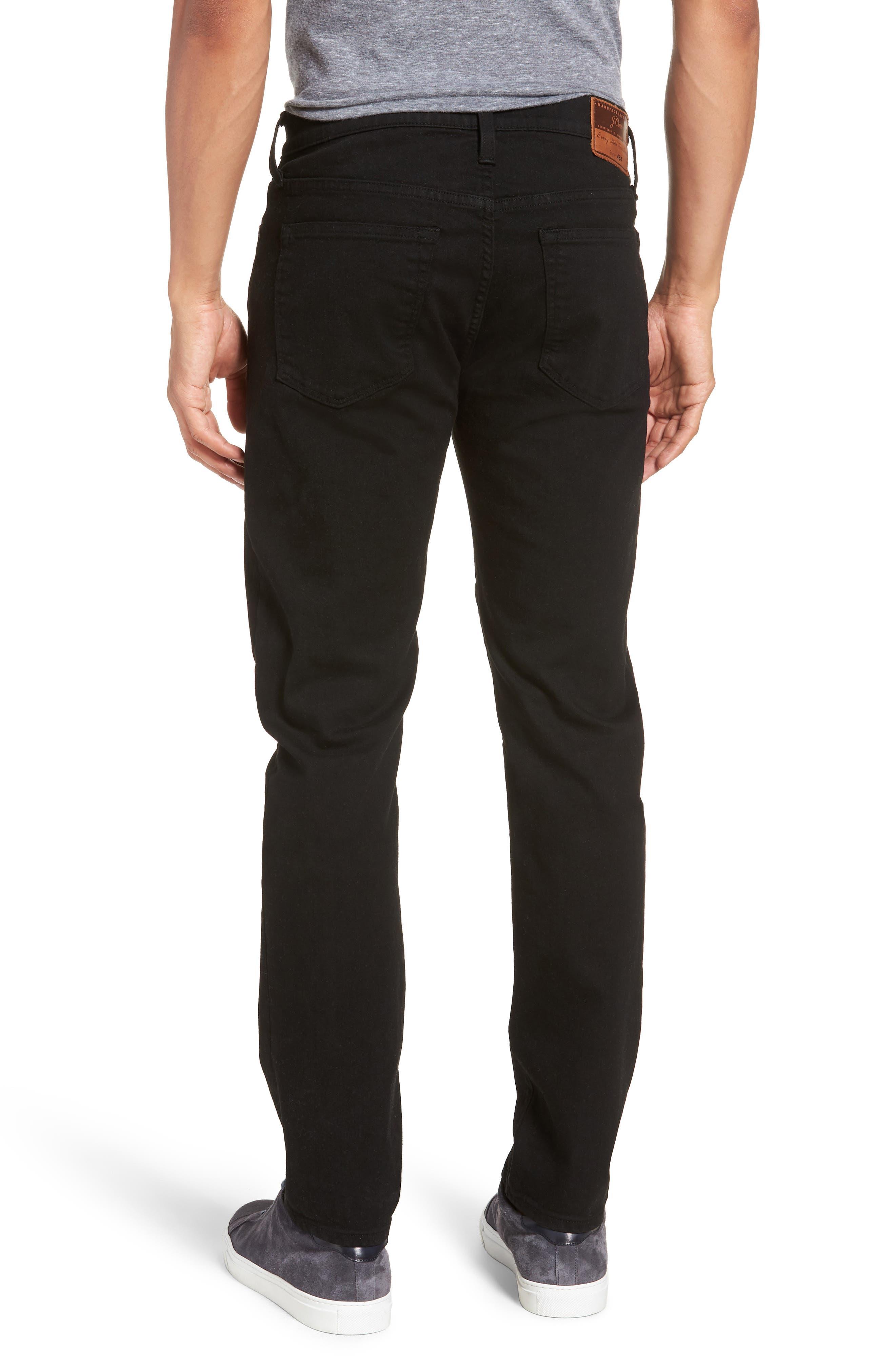484 Slim Fit Stretch Jeans,                             Alternate thumbnail 2, color,                             009