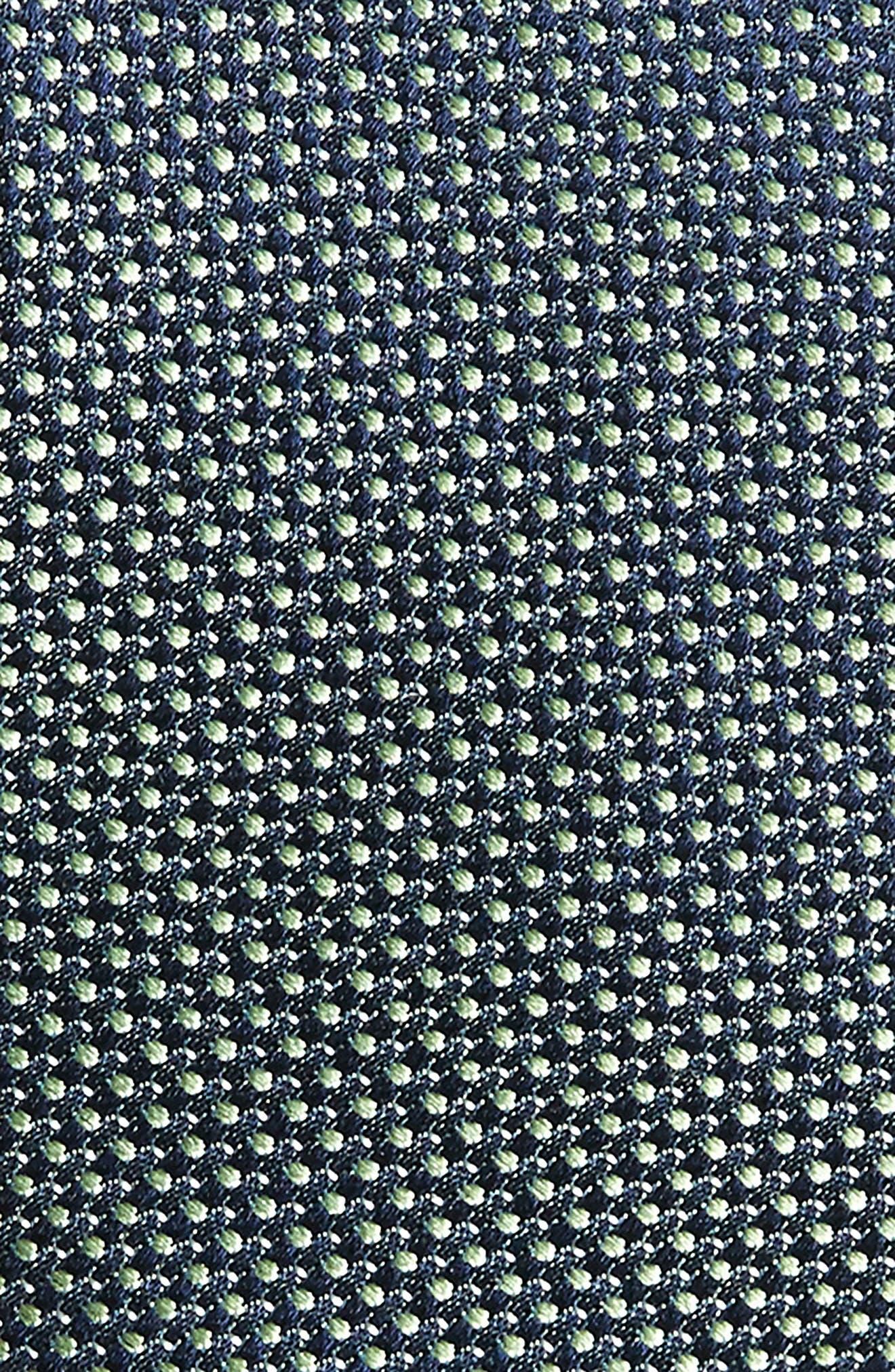 Pop Dot Silk Skinny Tie,                             Alternate thumbnail 2, color,                             322