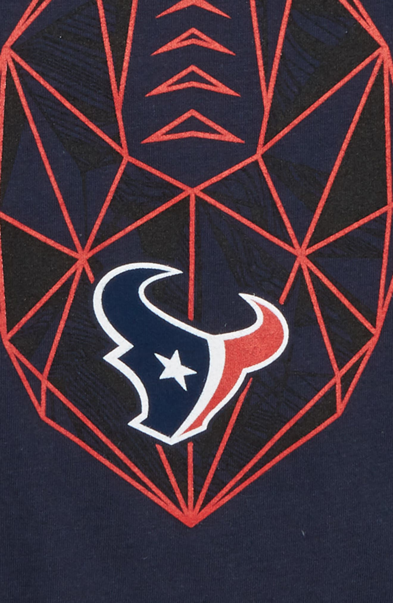 NFL Houston Texans Legend T-Shirt,                             Alternate thumbnail 2, color,                             NAVY