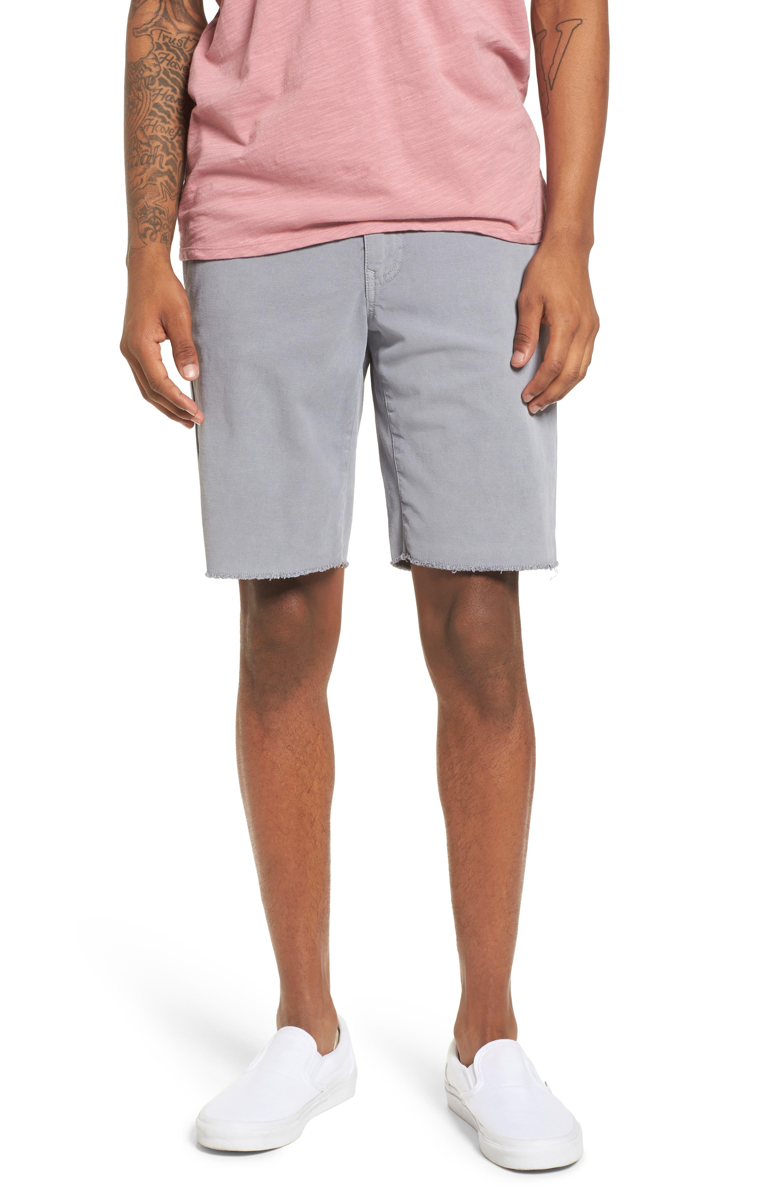 Frost Wash Shorts,                             Main thumbnail 1, color,                             050
