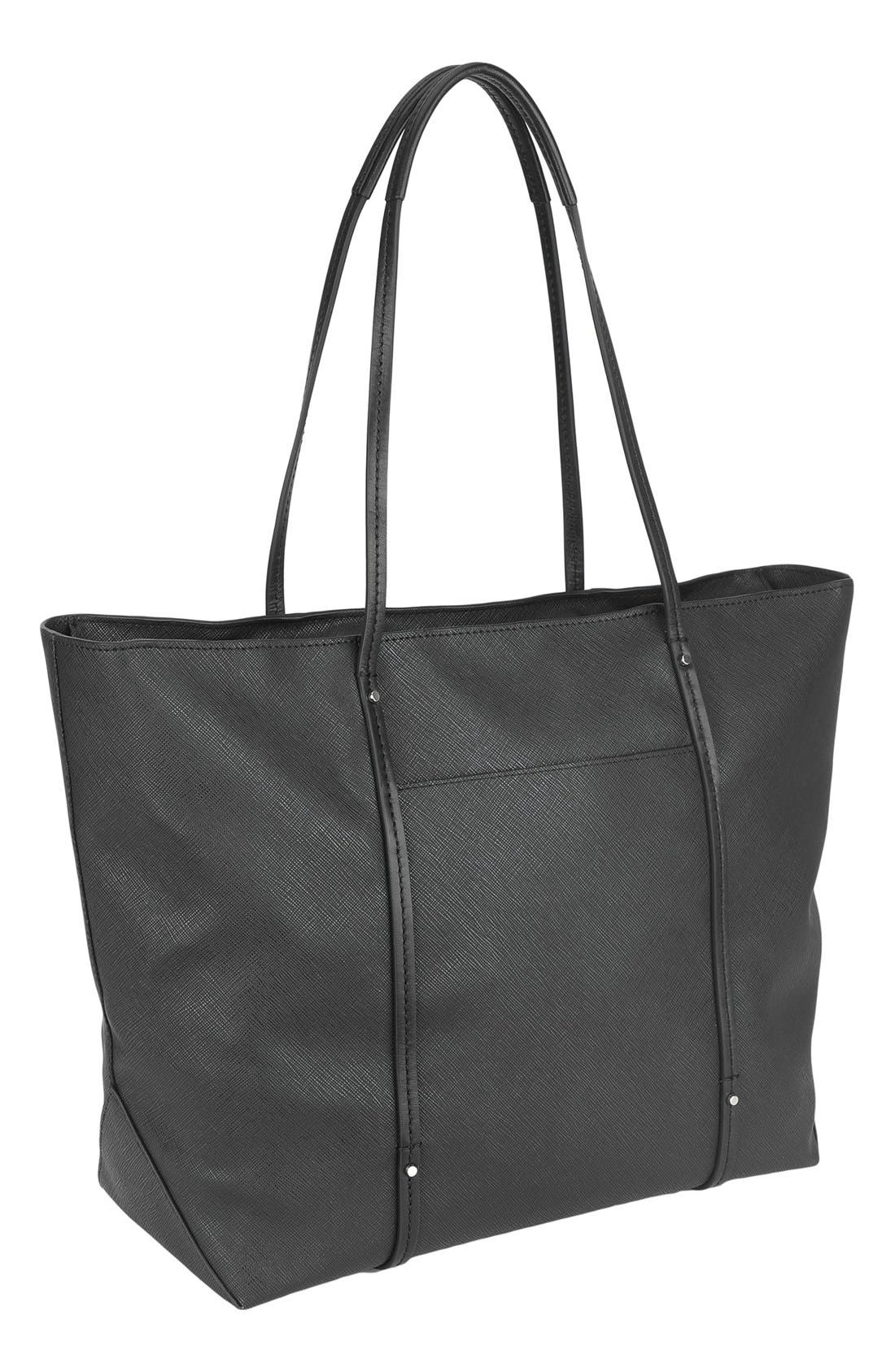 'Villa Q-Tote<sup>®</sup>' Tote,                             Alternate thumbnail 5, color,                             001
