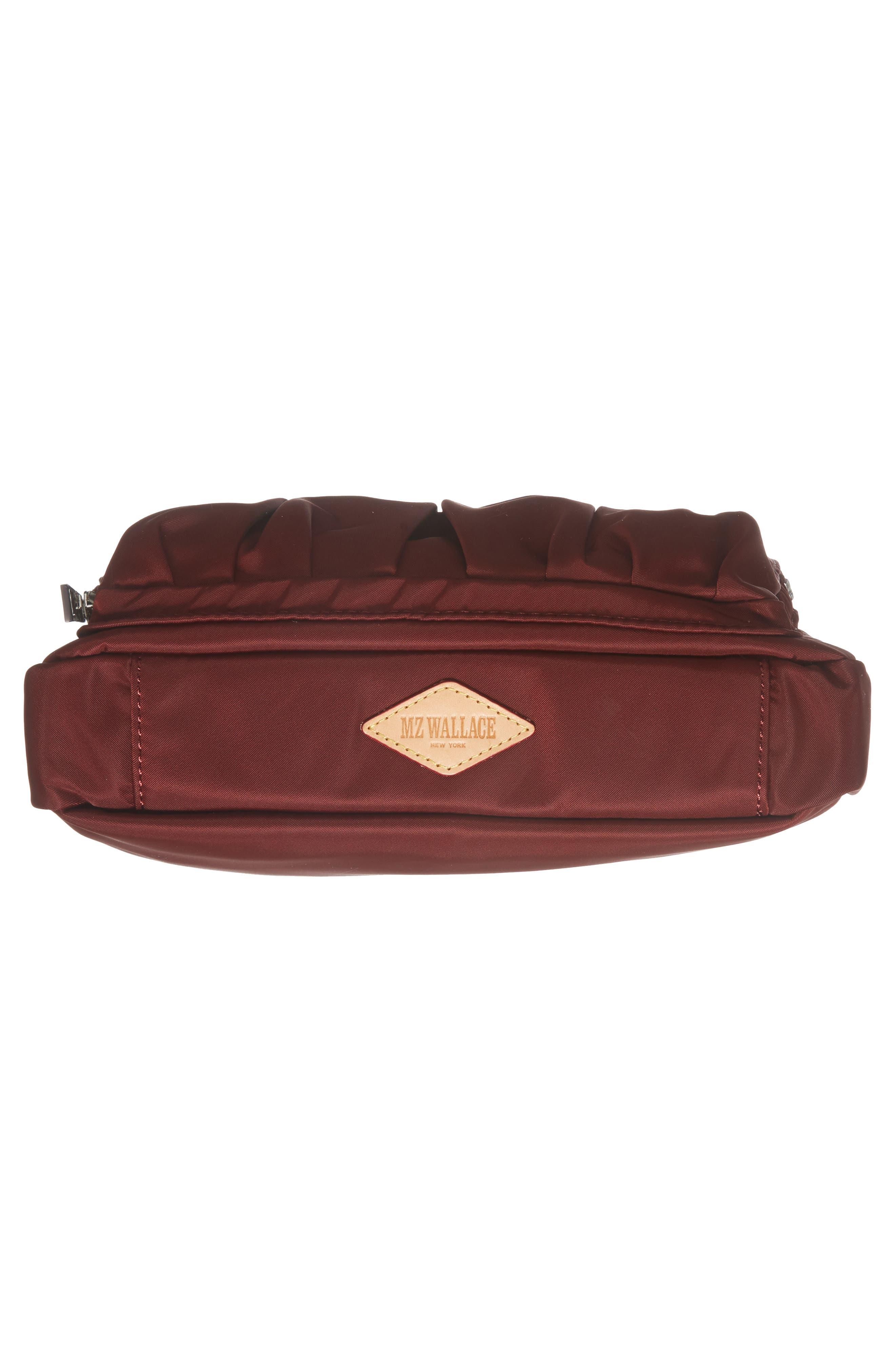 Abbey Bedford Nylon Crossbody Bag,                             Alternate thumbnail 6, color,                             618