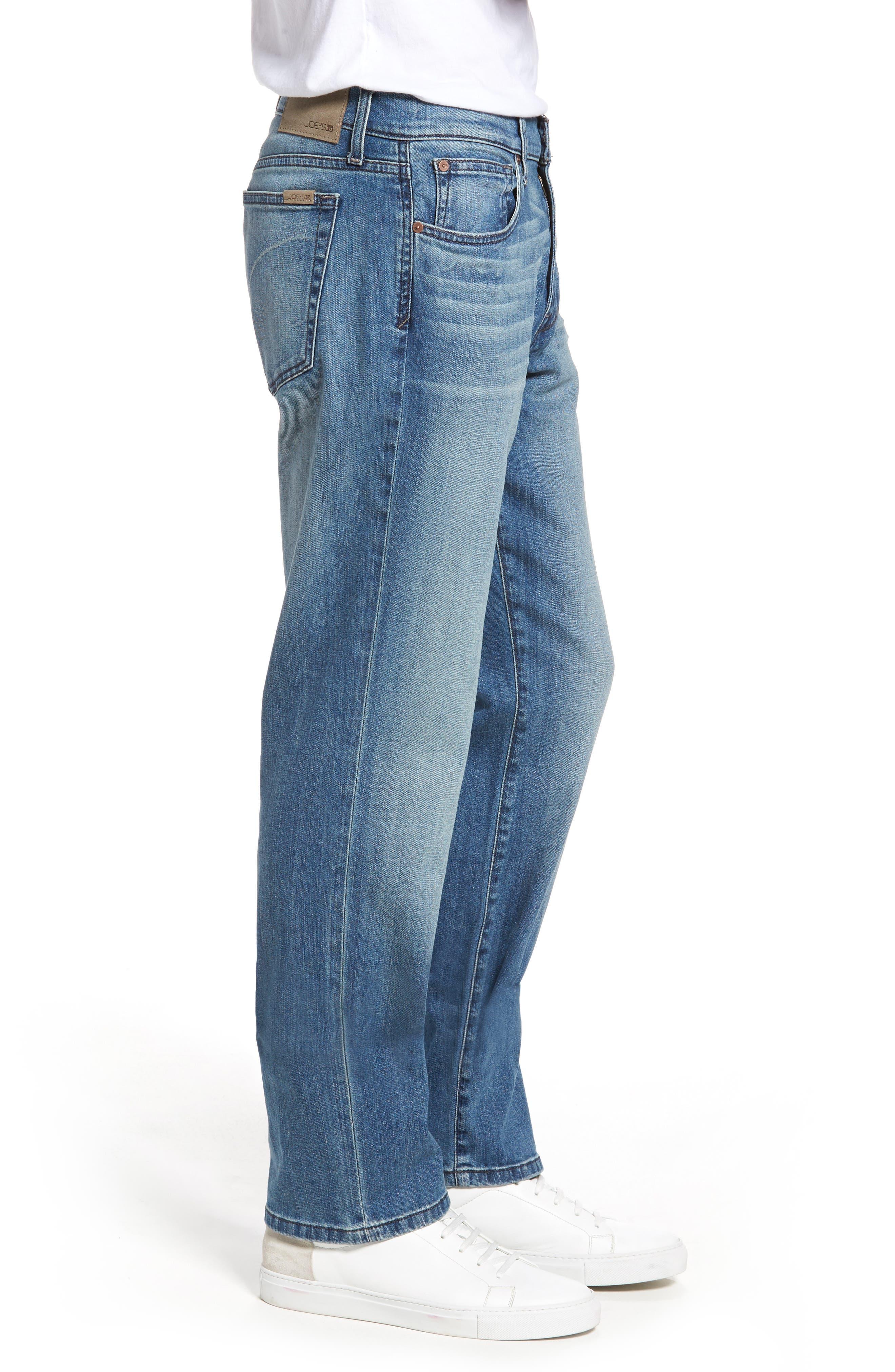 Slim Fit Jeans,                             Alternate thumbnail 3, color,                             135