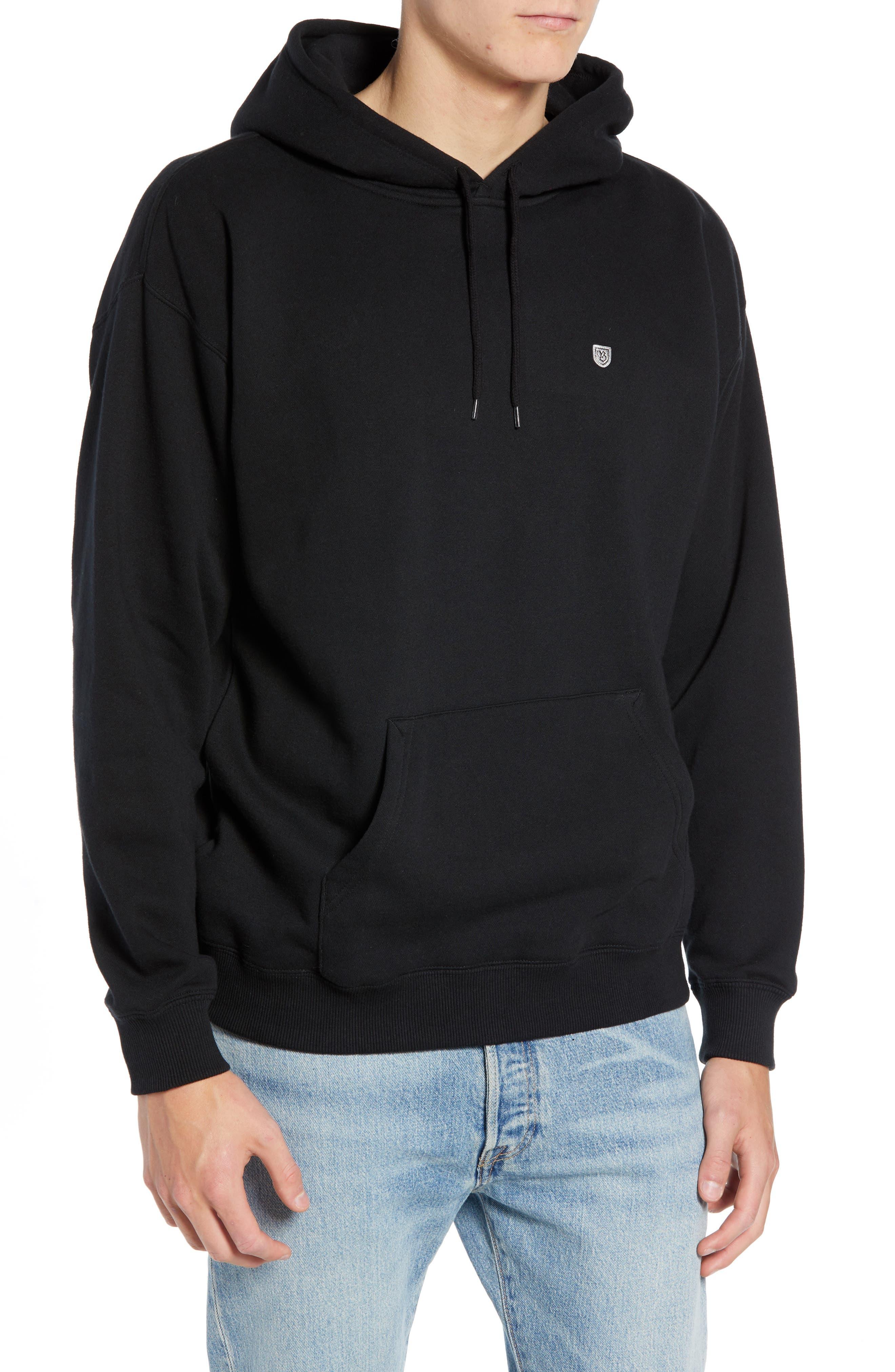 B-Shield Hooded Sweatshirt,                             Main thumbnail 1, color,                             001