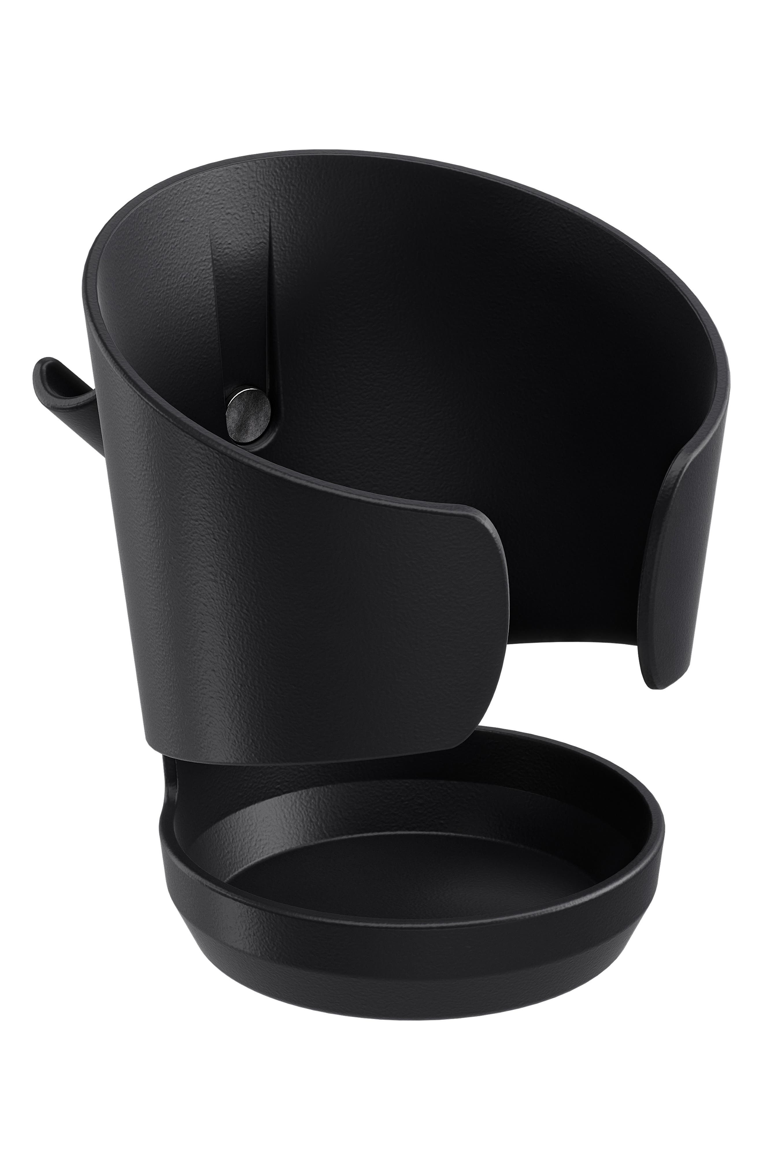 Cupholder,                             Main thumbnail 1, color,                             BLACK