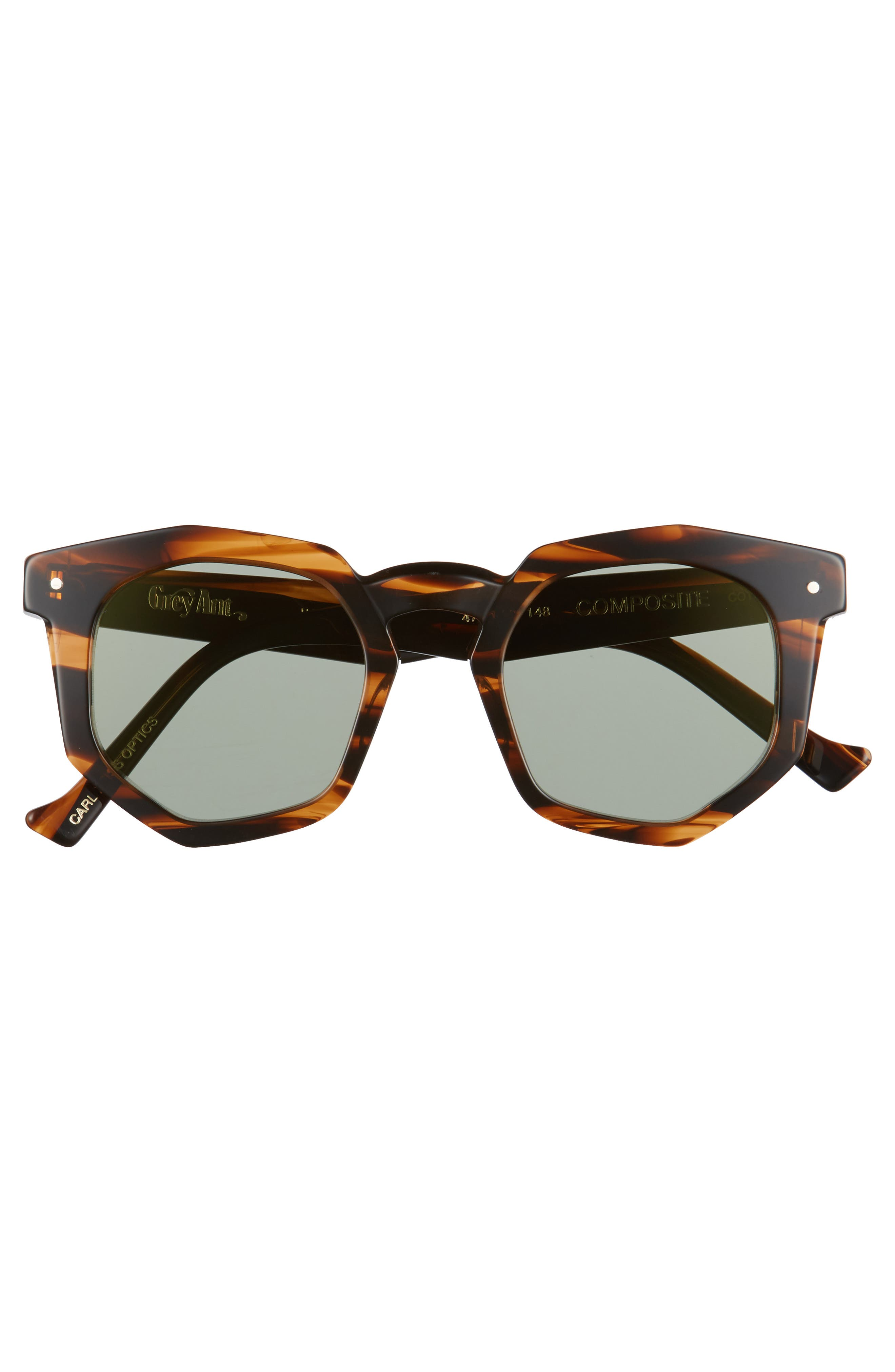 Composite 47mm Sunglasses,                             Alternate thumbnail 3, color,
