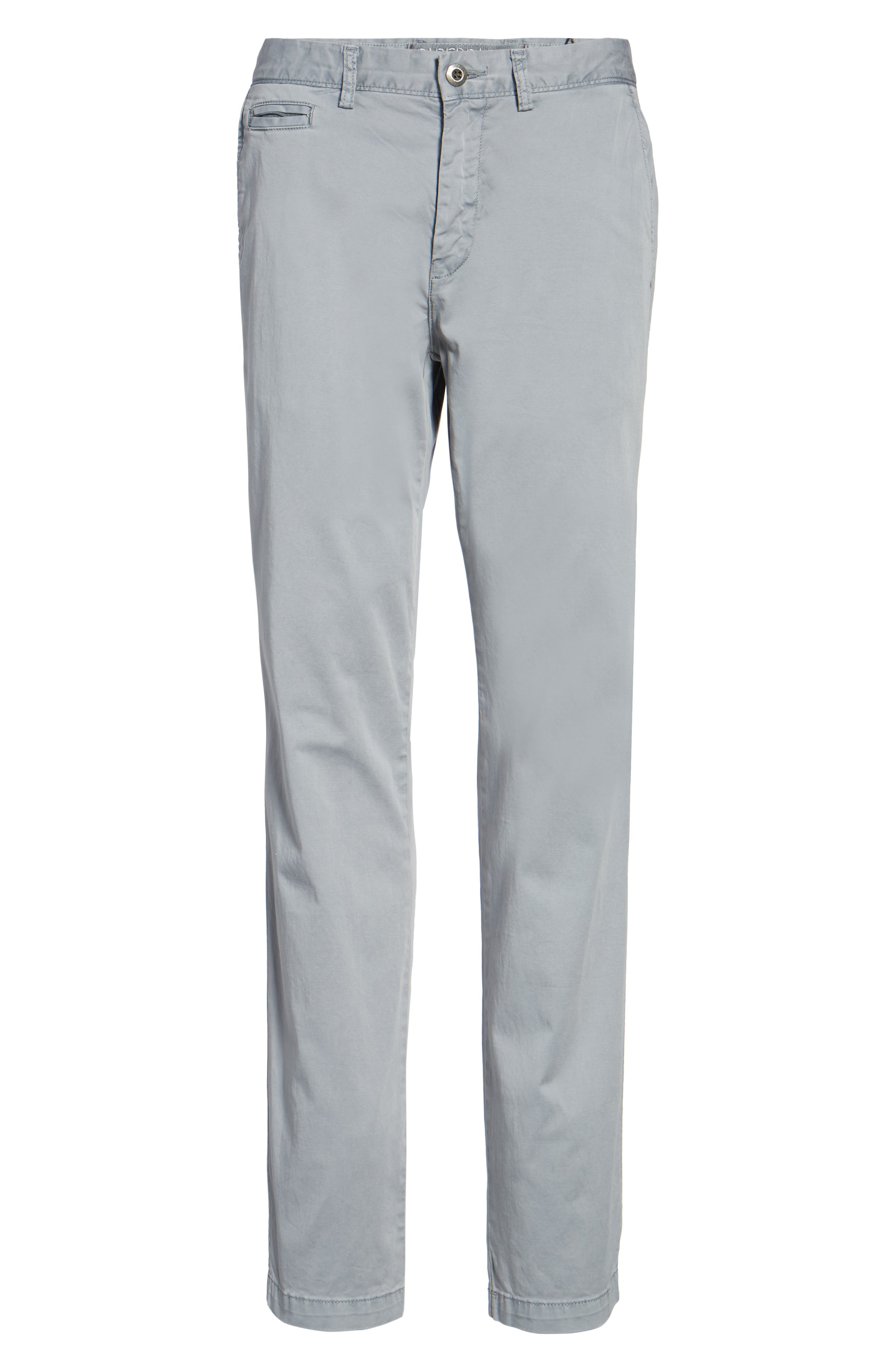 Belmont Stretch Chino Pants,                             Alternate thumbnail 6, color,                             020