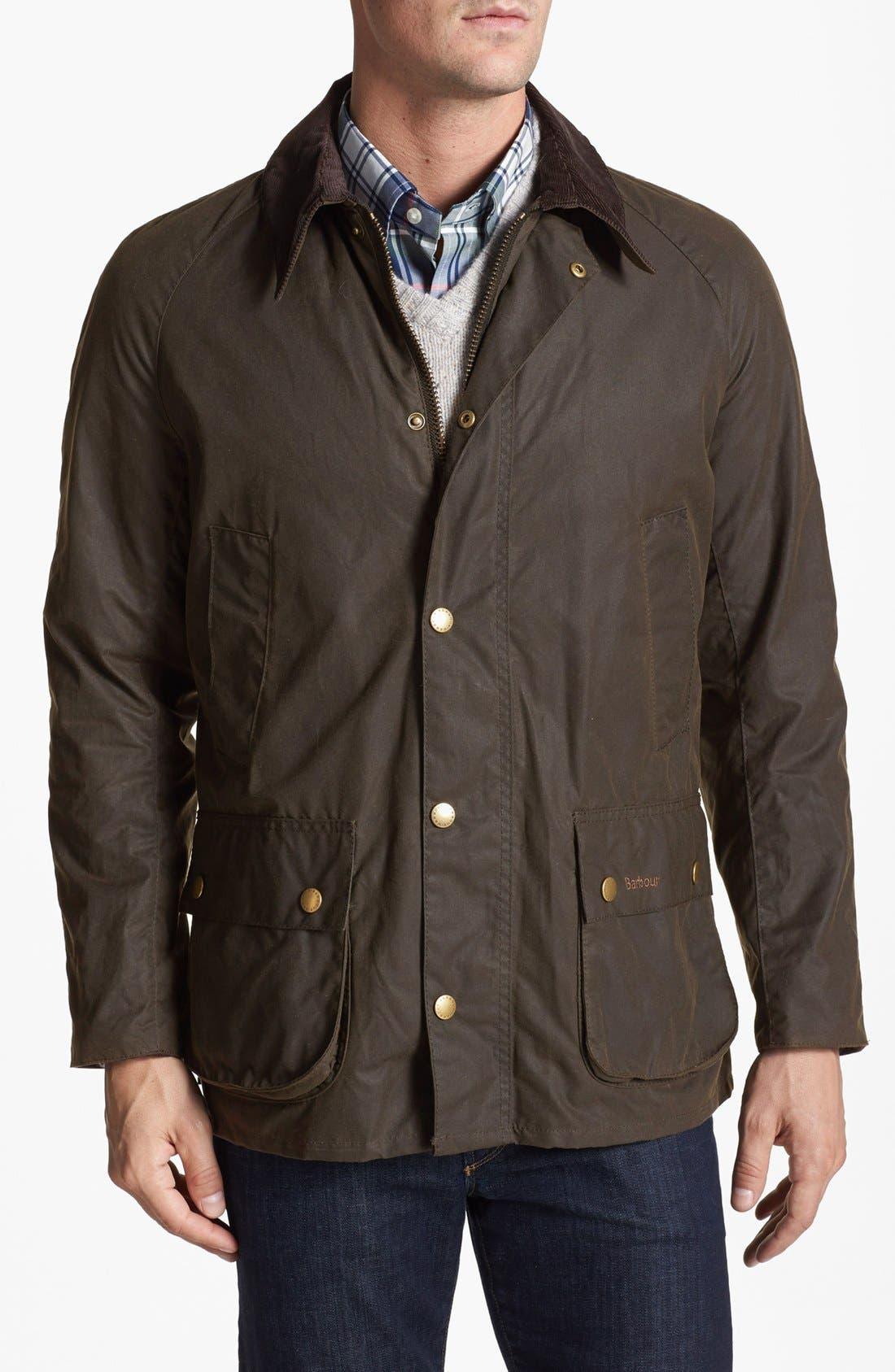 'Ashby' Regular Fit Waterproof Jacket,                             Main thumbnail 1, color,                             340