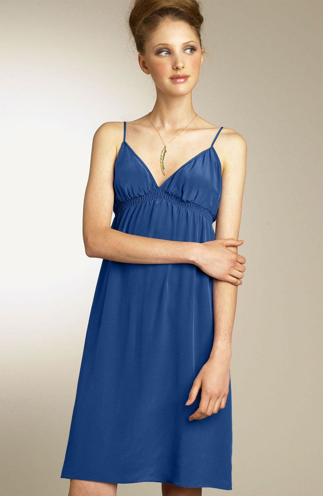 TWELFTH STREET BY CYNTHIA VINCENT Slipdress, Main, color, ROY