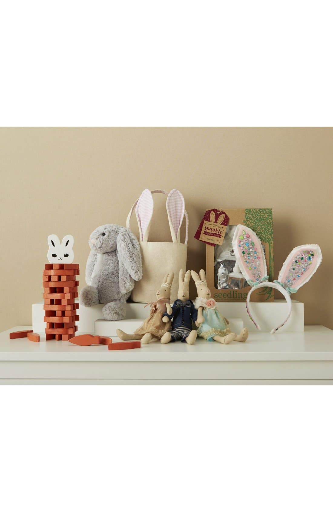 Mini Princess Flippa Stuffed Toy Bunny,                             Alternate thumbnail 2, color,                             250