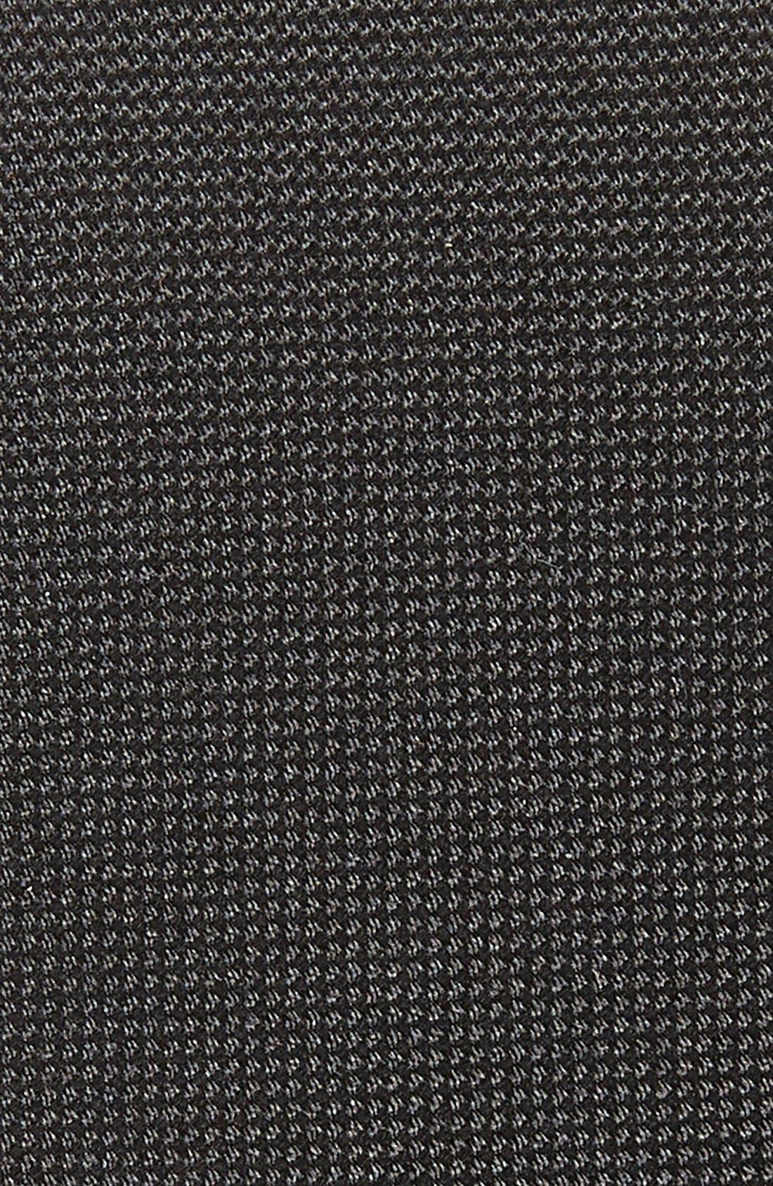 Woven Silk Tie,                             Alternate thumbnail 2, color,                             001
