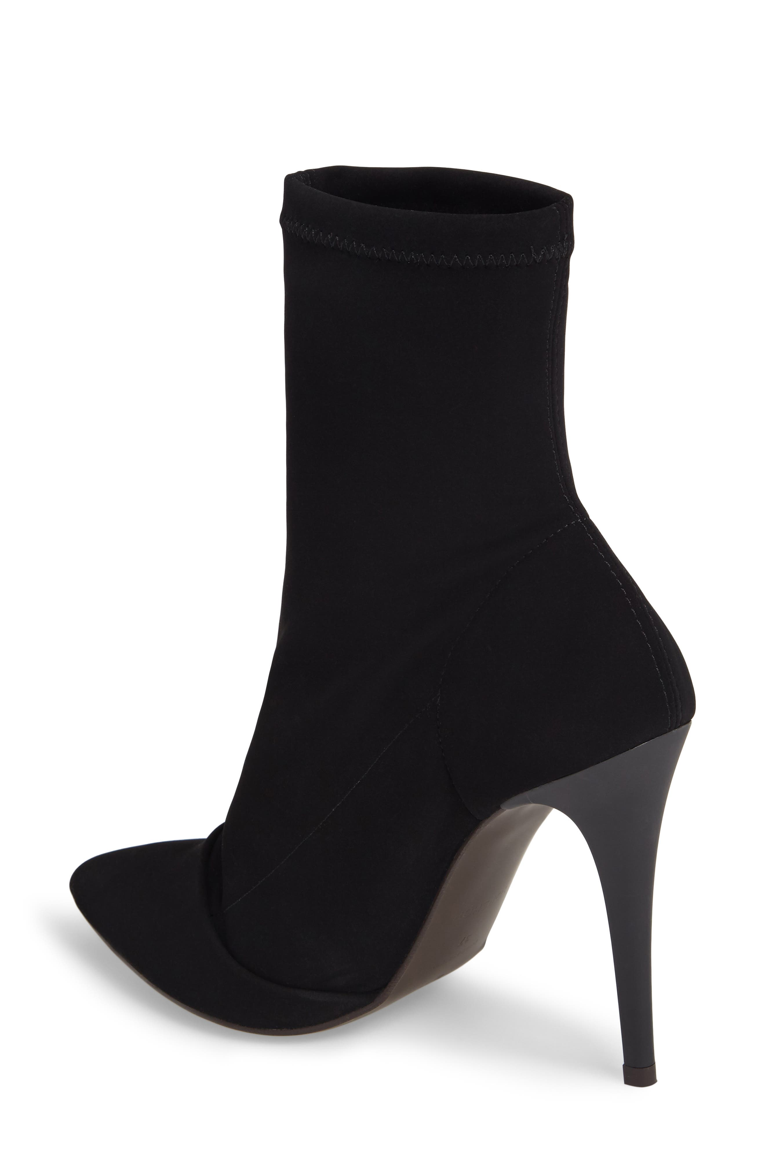 Hubba Pointy Toe Bootie,                             Alternate thumbnail 2, color,                             001