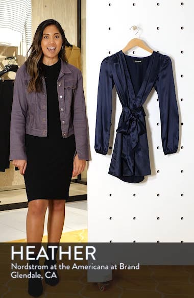 Nora V-Neck Dress, sales video thumbnail