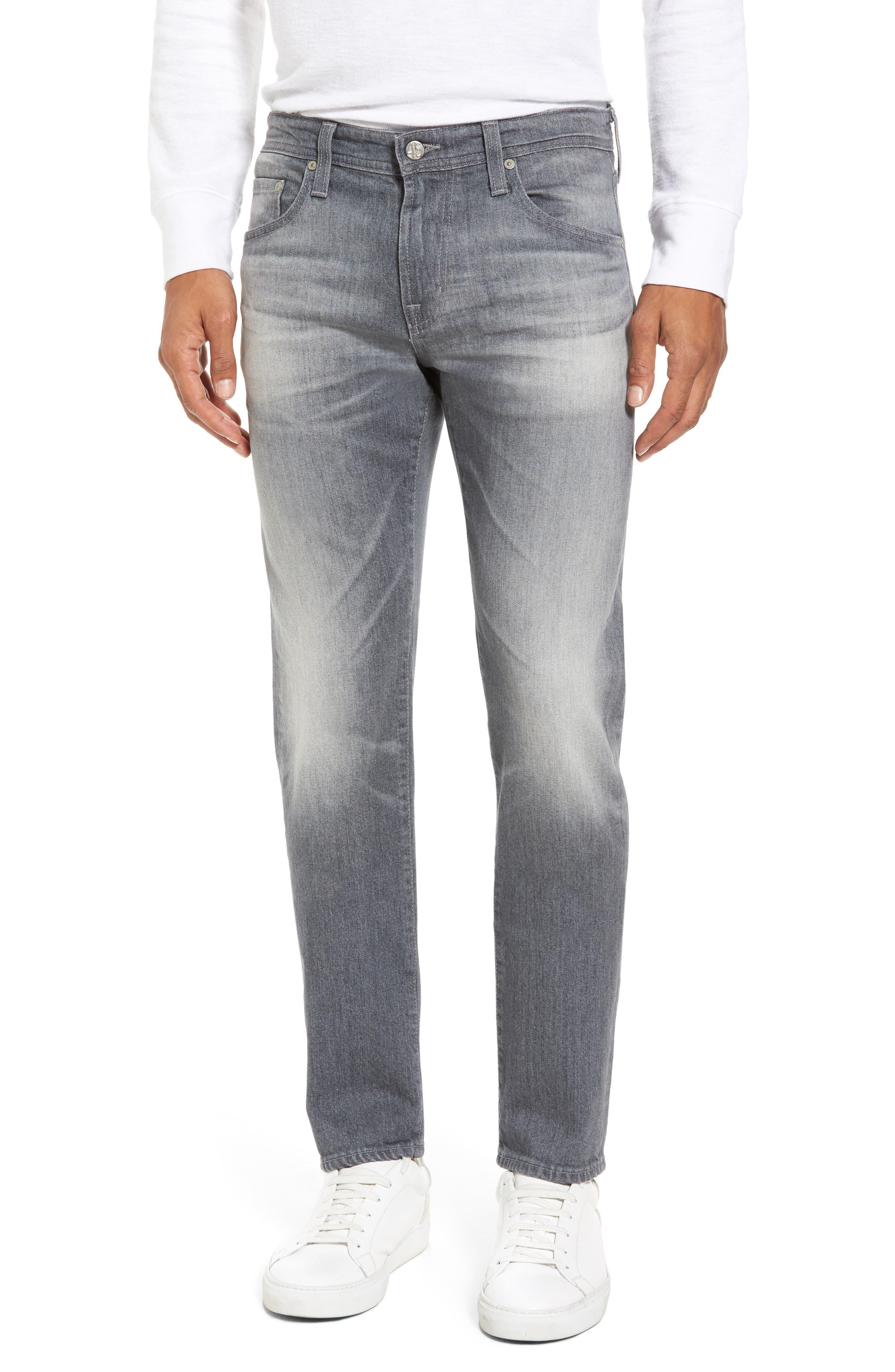 Tellis Modern Slim Fit Jeans,                         Main,                         color, 020
