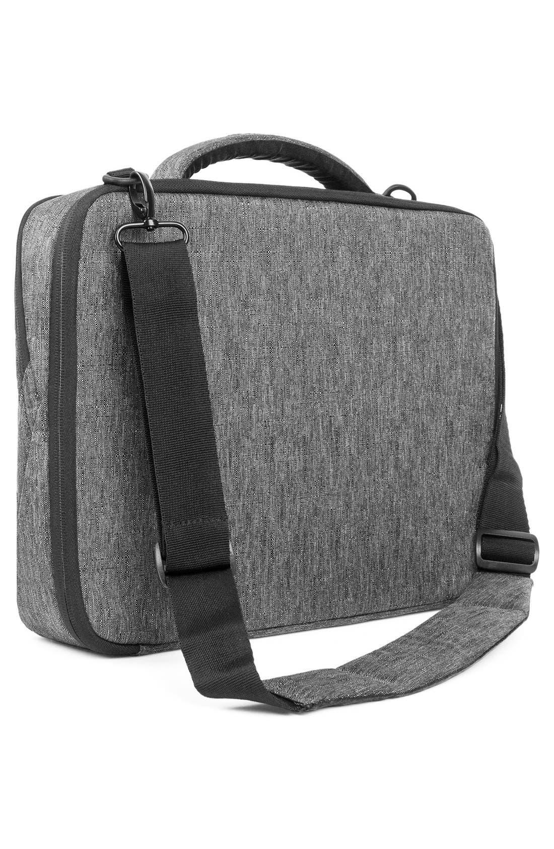 """'Reform' 13"""" Laptop Briefcase,                             Alternate thumbnail 3, color,                             004"""