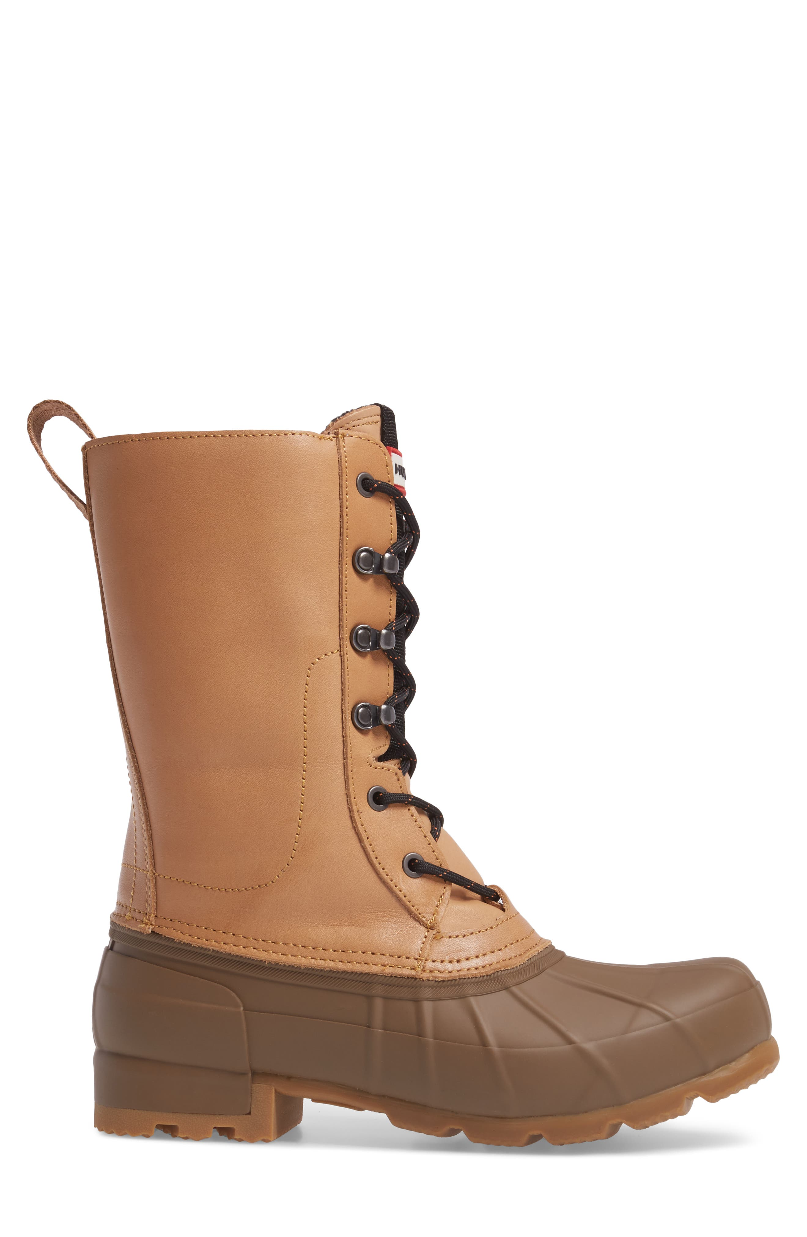 Original Pac Waterproof Boot,                             Alternate thumbnail 3, color,                             PLUTO / LIGHT KHAKI BROWN