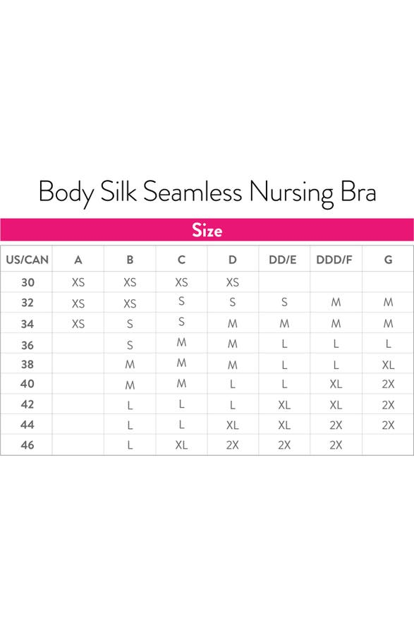 15dba3b2c641b Bravado Designs Maternity  Body Silk  Seamless Nursing Bra