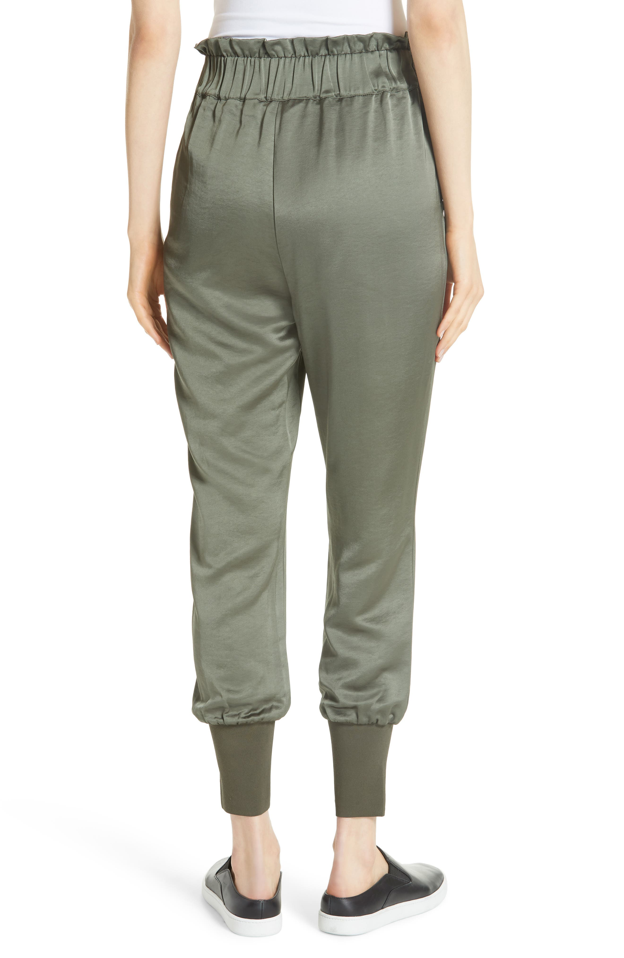 Nayarmi Paperbag Waist Jogger Pants,                             Alternate thumbnail 2, color,                             312