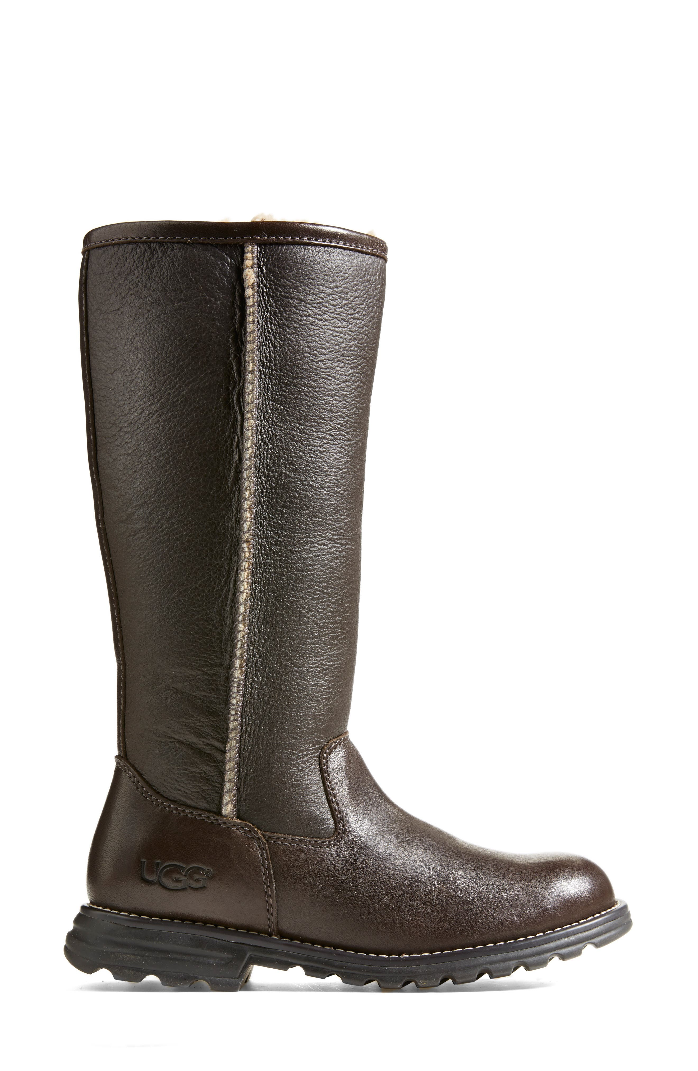 UGG<SUP>®</SUP>,                             'Brooks' Tall Boot,                             Alternate thumbnail 4, color,                             211