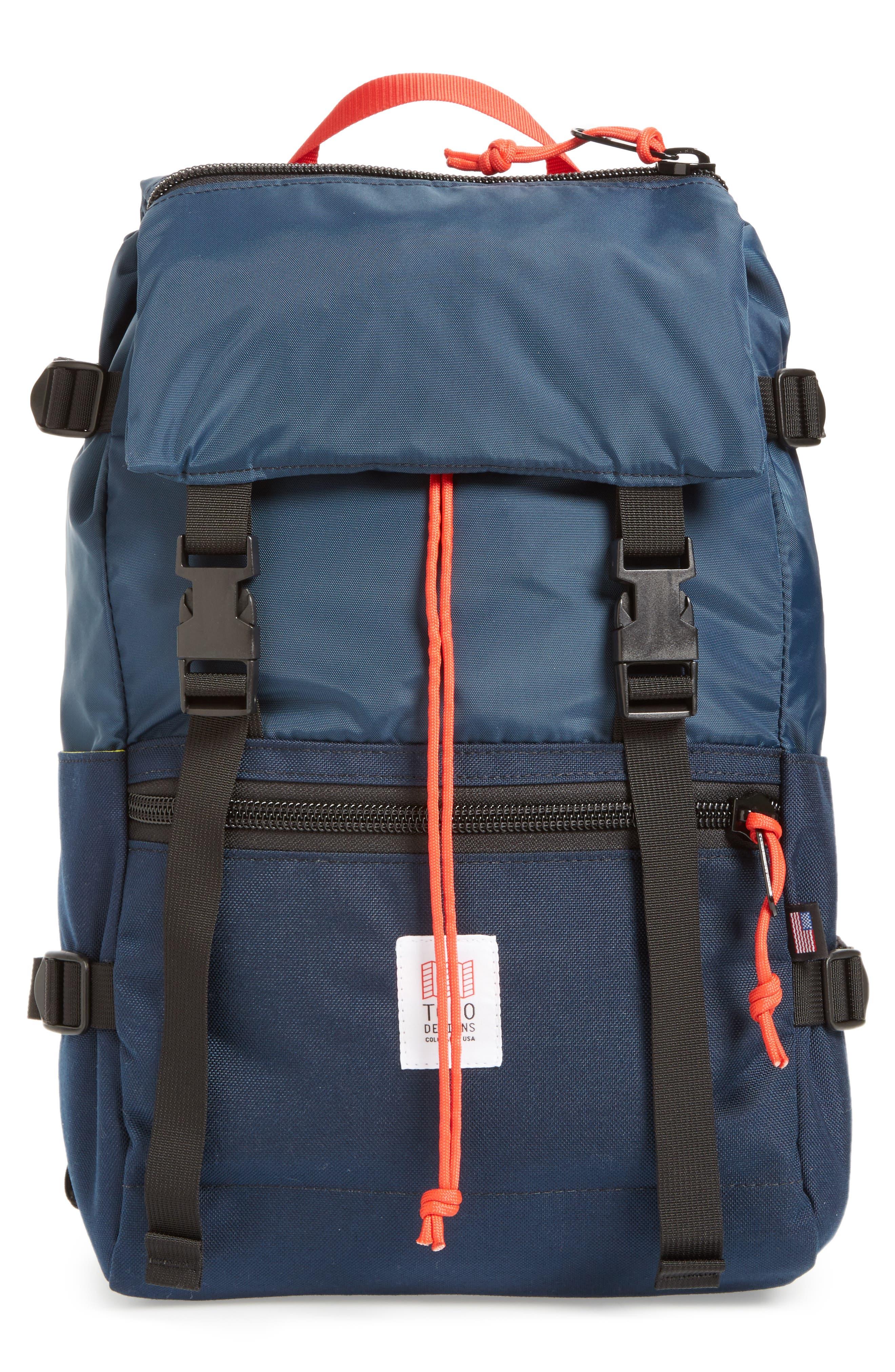 Rover Backpack,                             Main thumbnail 1, color,                             NAVY