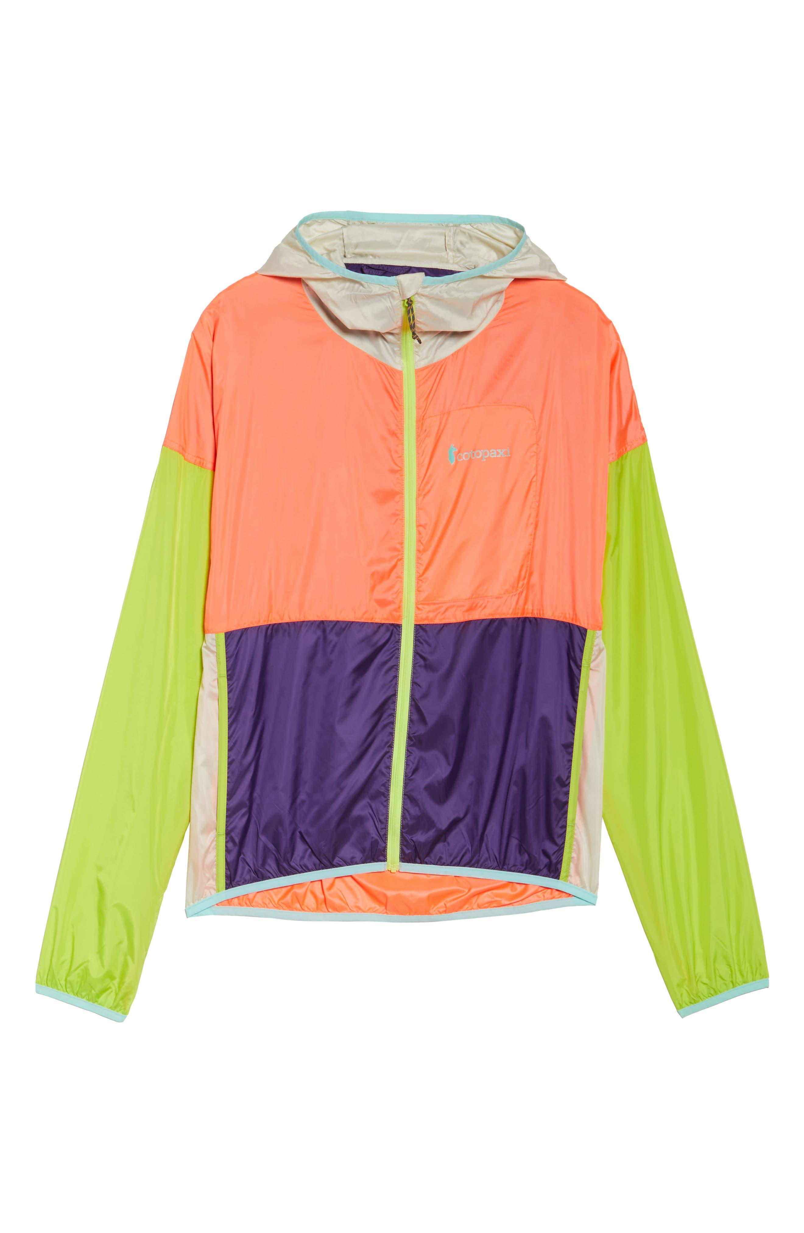 Teca Packable Water Resistant Windbreaker Jacket,                             Alternate thumbnail 26, color,