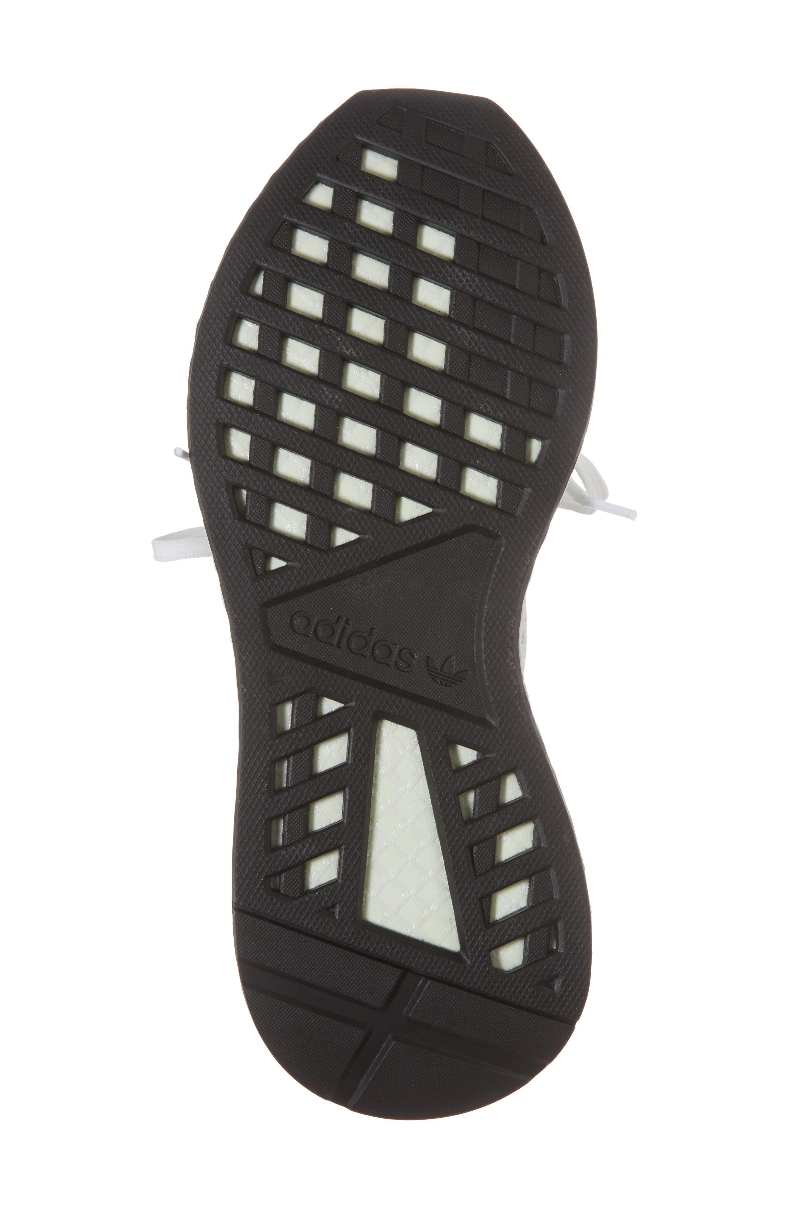 Deerupt Runner Sneaker,                             Alternate thumbnail 6, color,                             ASH GREEN/ ASH GREEN