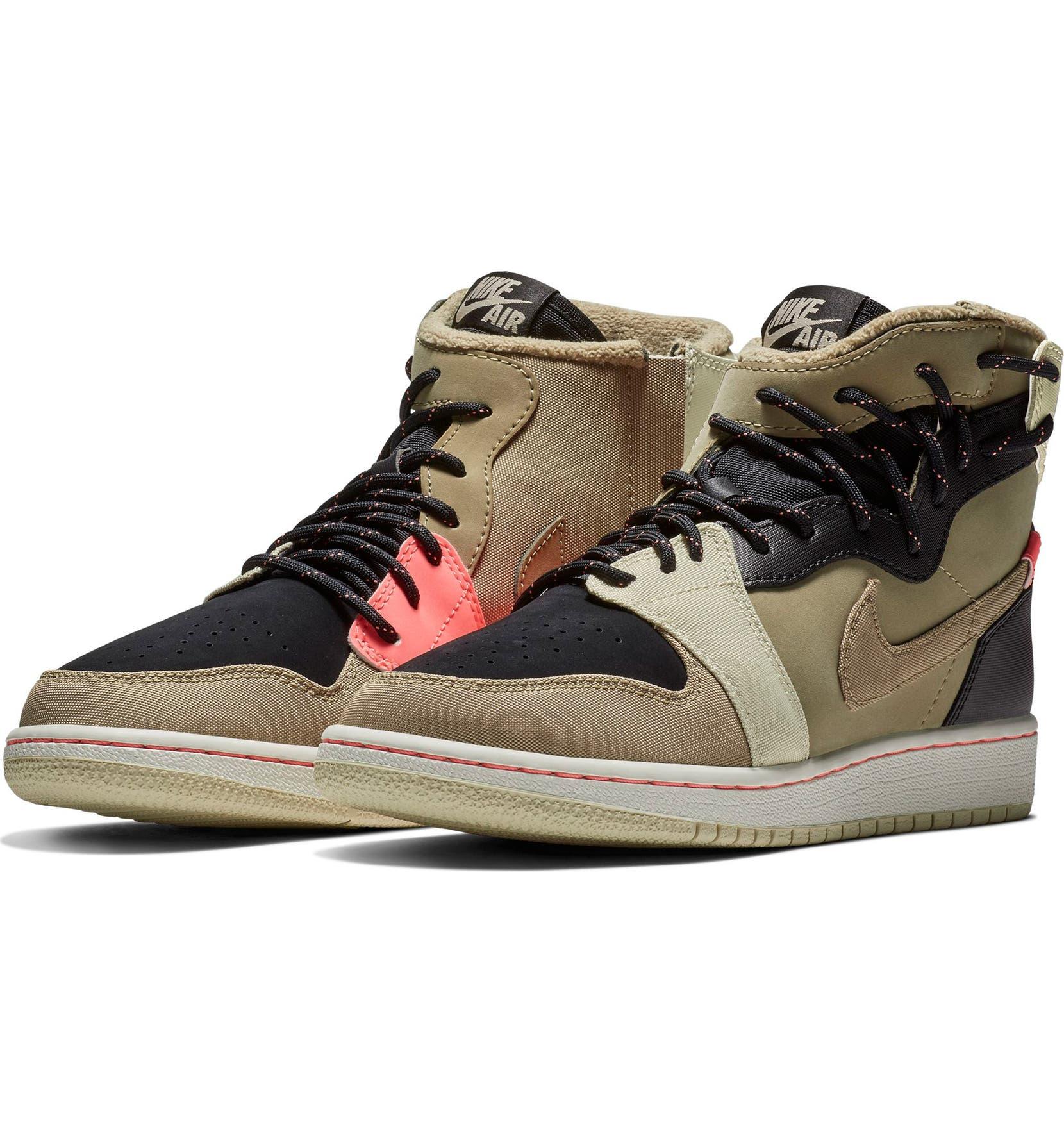 100% authentic c9890 4d6b0 Nike Air Jordan 1 Rebel XX Utility High Top Sneaker (Women)   Nordstrom