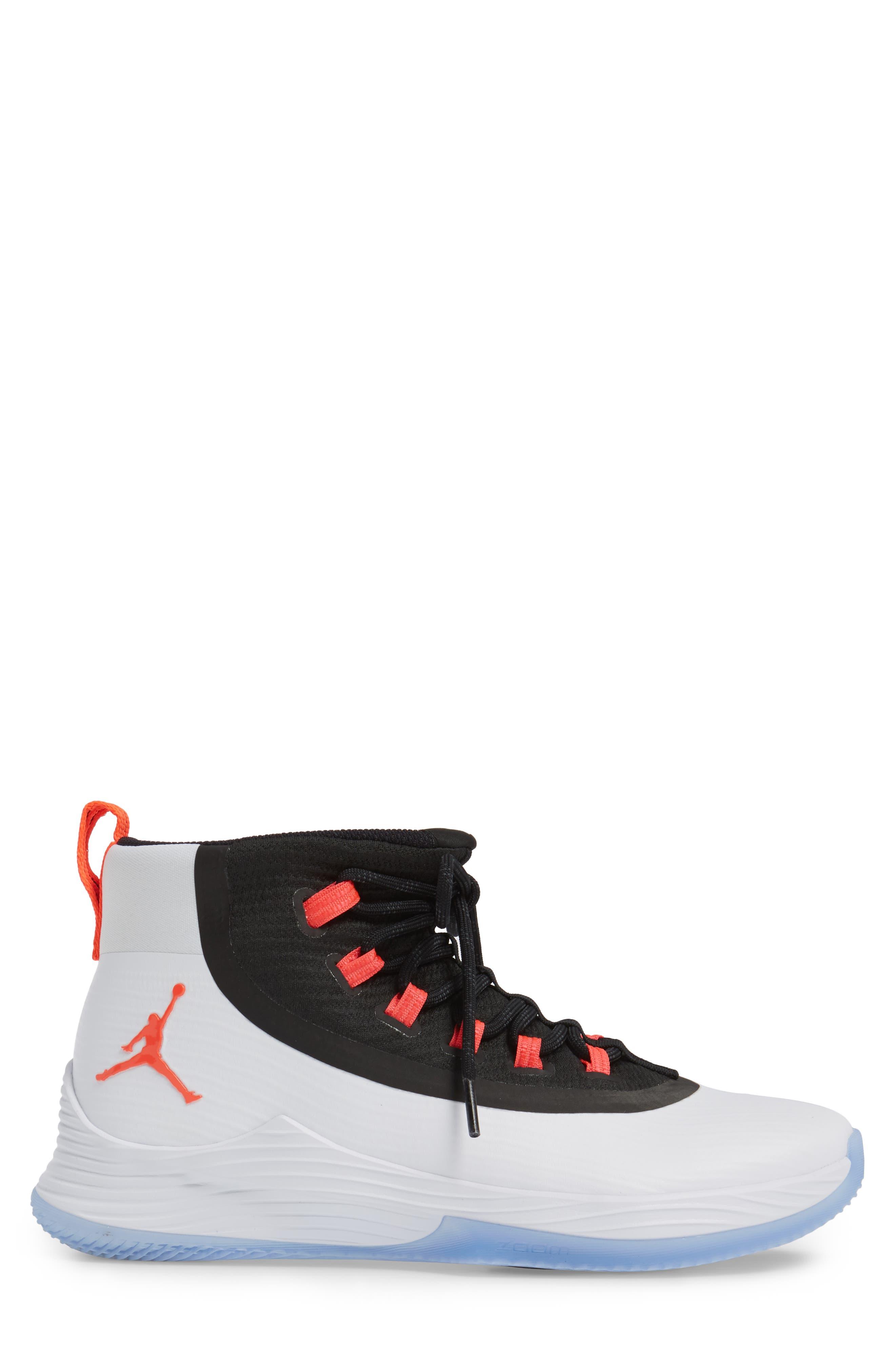 Jordan Ultra Fly 2 Basketball Shoe,                             Alternate thumbnail 10, color,