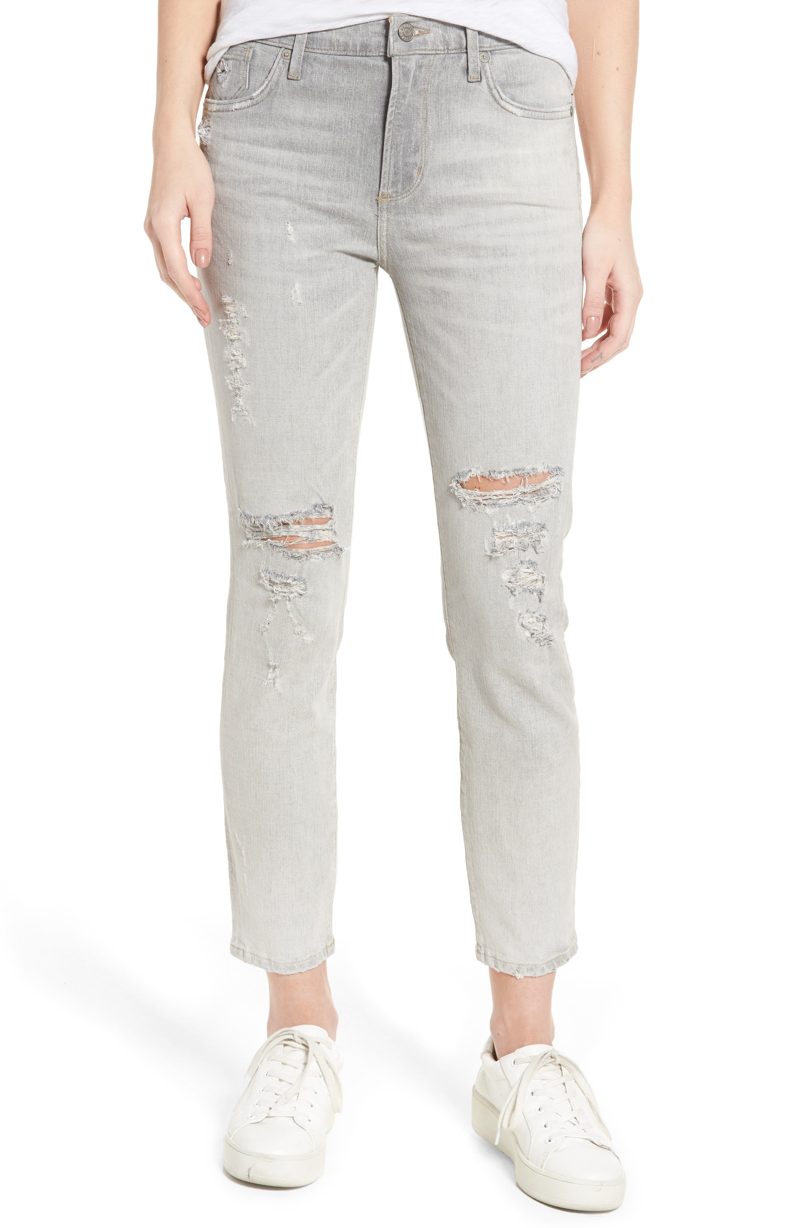 Sophie High Waist Skinny Jeans,                             Main thumbnail 1, color,                             059