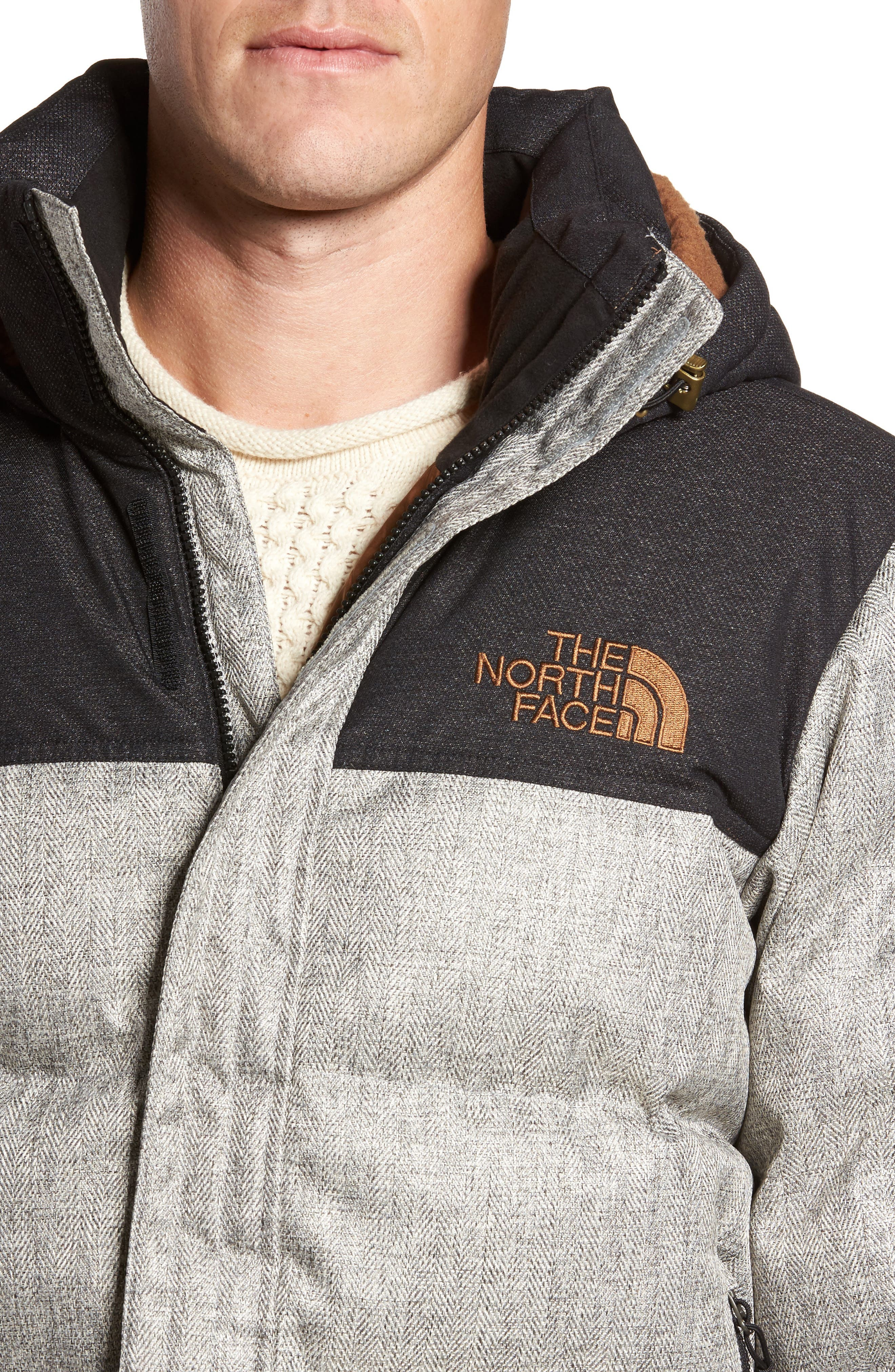 Nuptse Ridge Down Jacket,                             Alternate thumbnail 19, color,