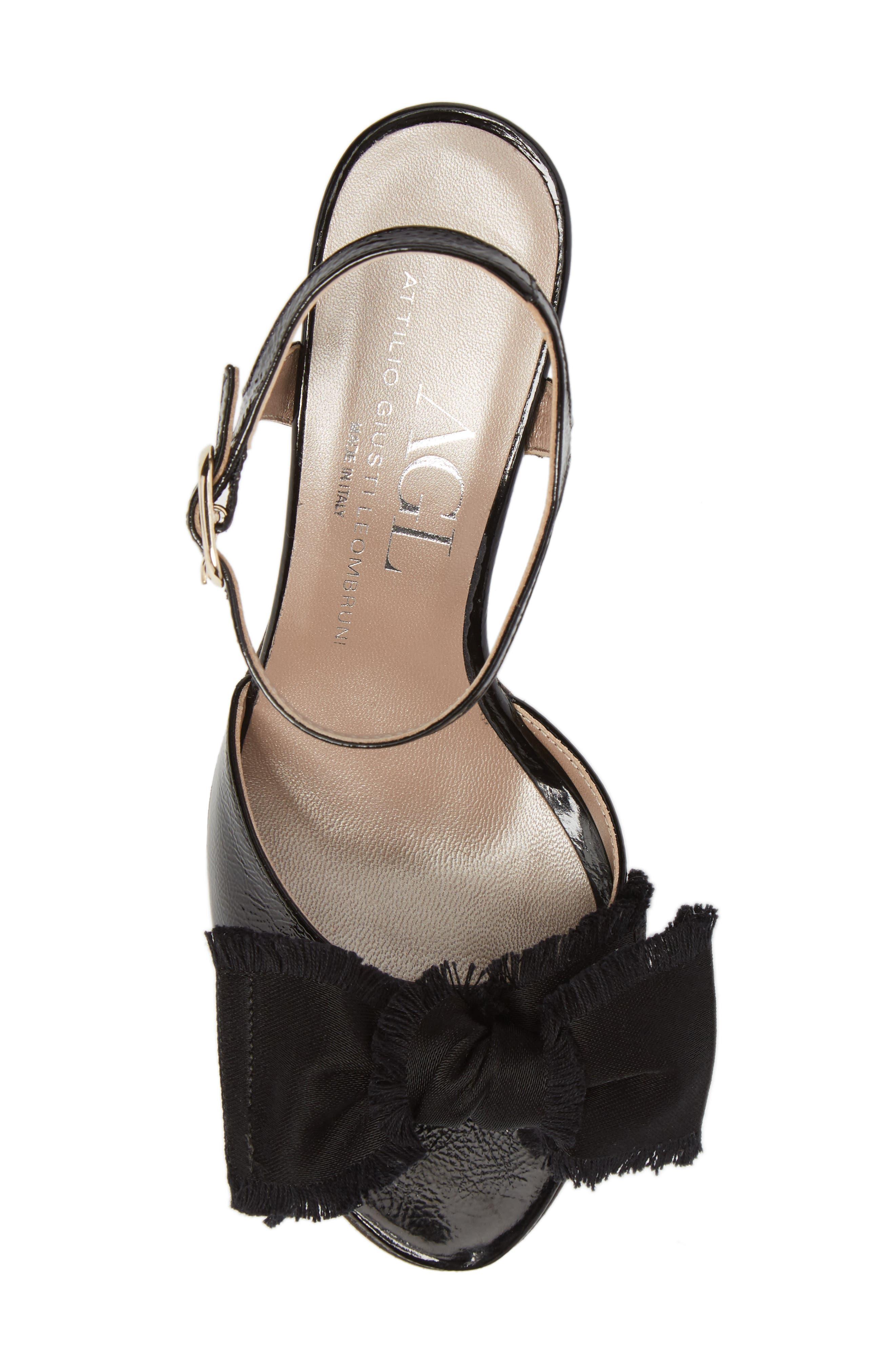 Glam Sandal,                             Alternate thumbnail 5, color,                             001