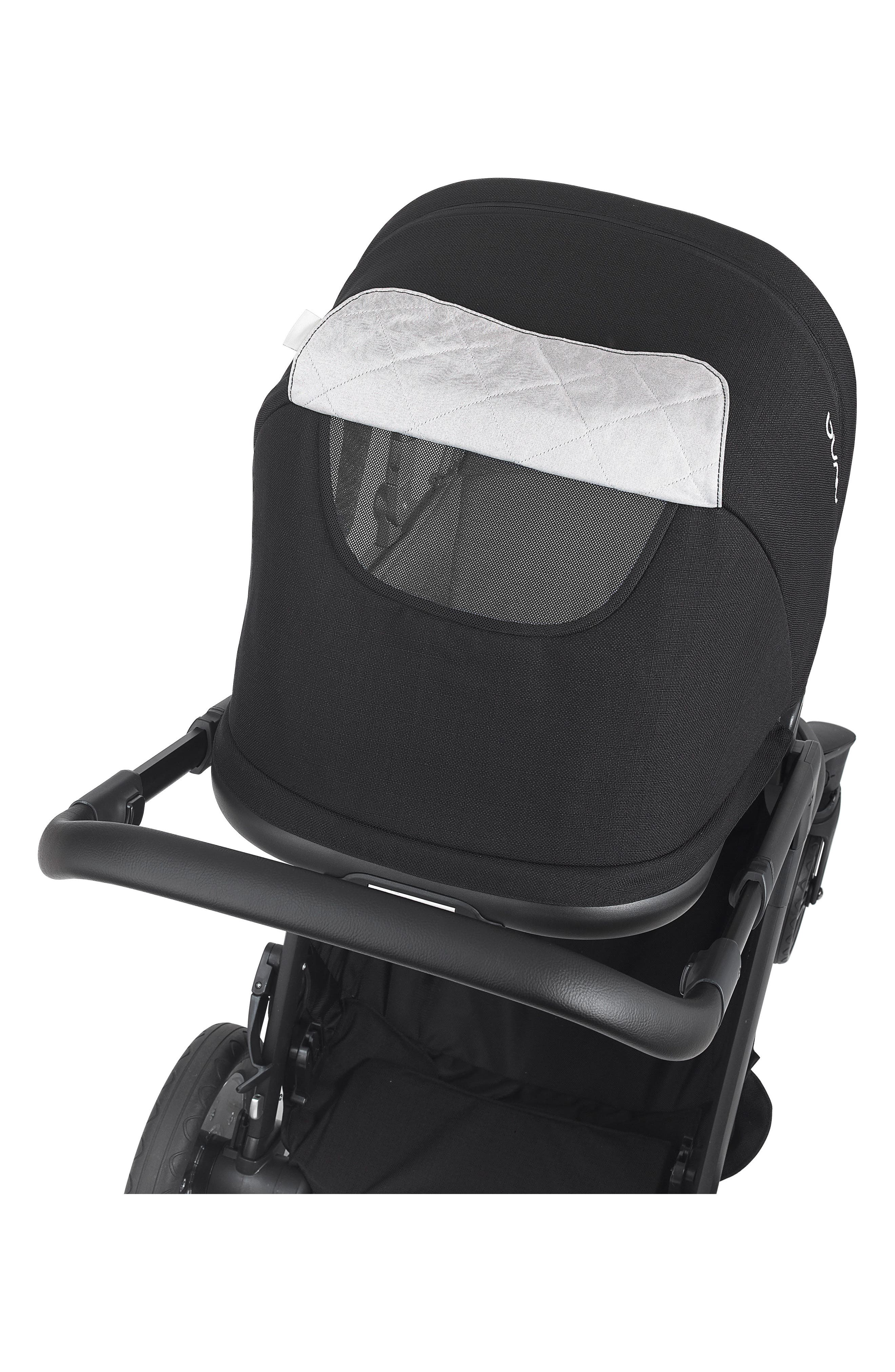 DEMI<sup>™</sup> Grow Sibling Seat Attachment for DEMI Grow Stroller,                             Alternate thumbnail 2, color,                             CAVIAR